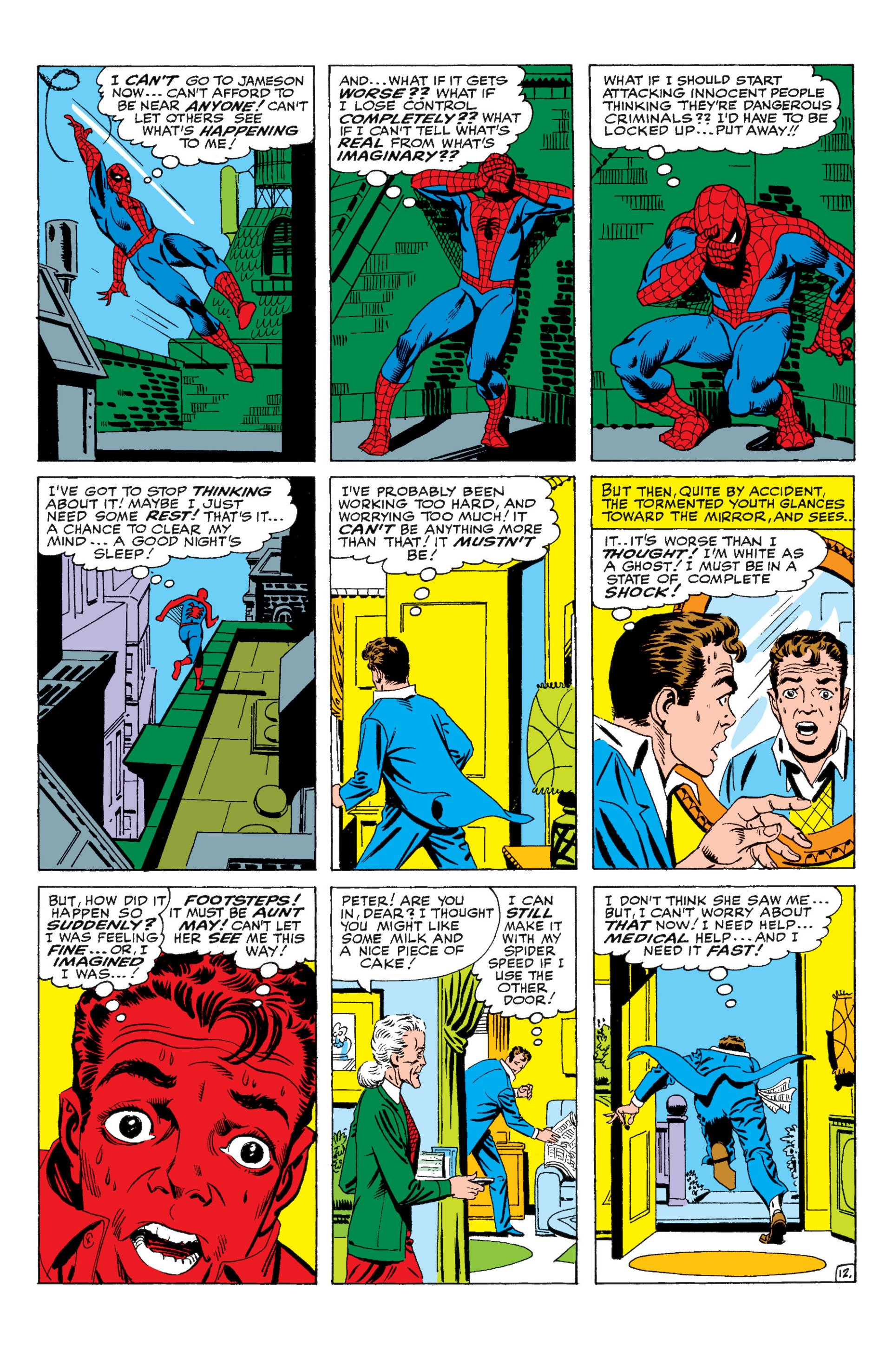 The Amazing Spider-Man (1963) 24 Page 12