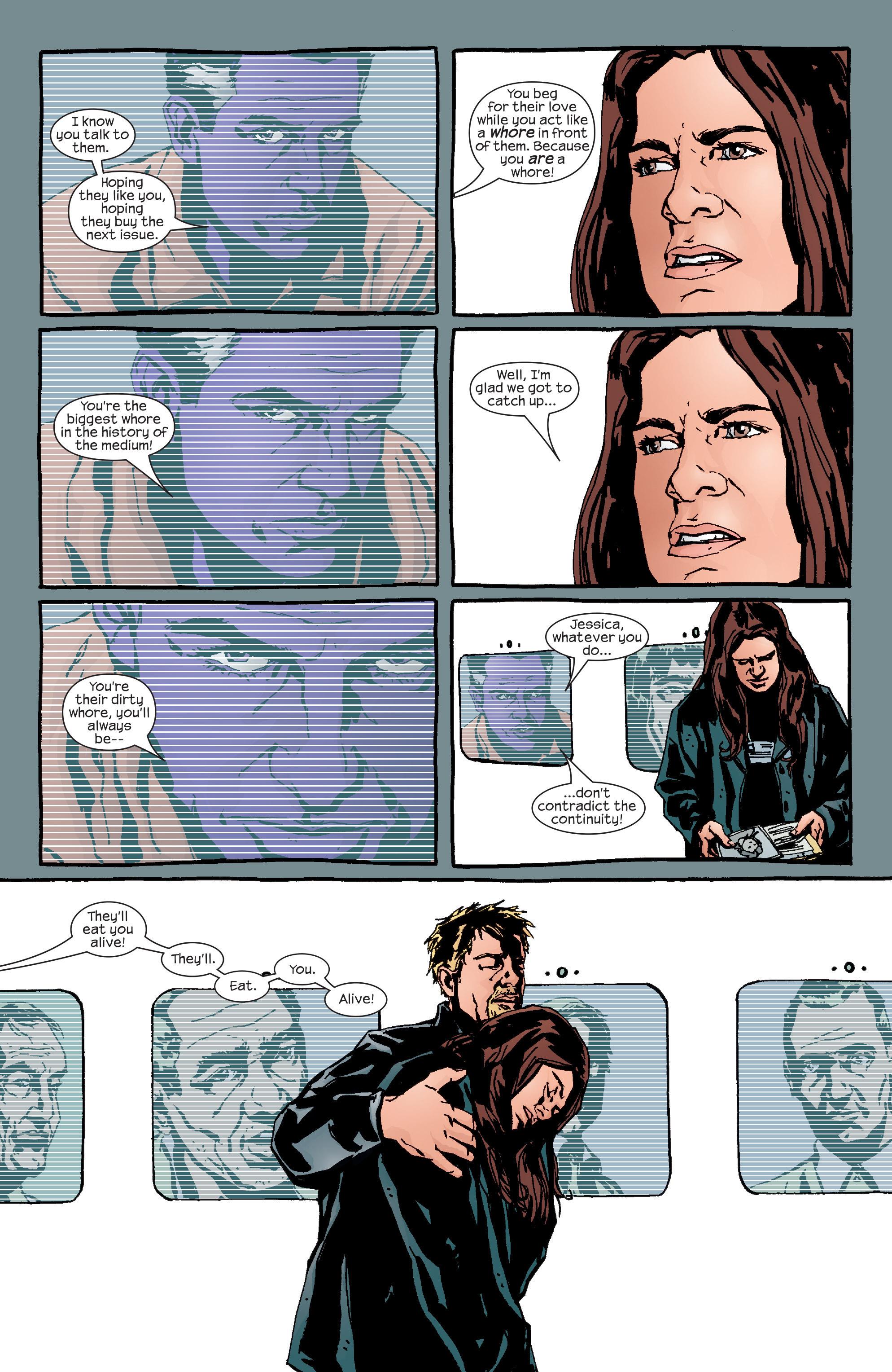 Read online Alias comic -  Issue #27 - 6