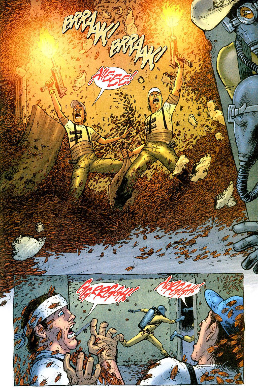 Read online The Exterminators comic -  Issue #5 - 14