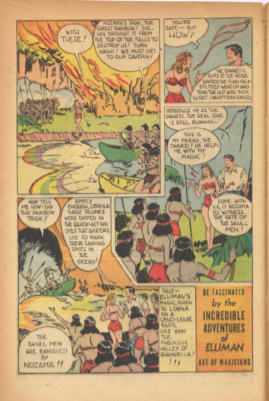 Read online Super-Magician Comics comic -  Issue #47 - 16
