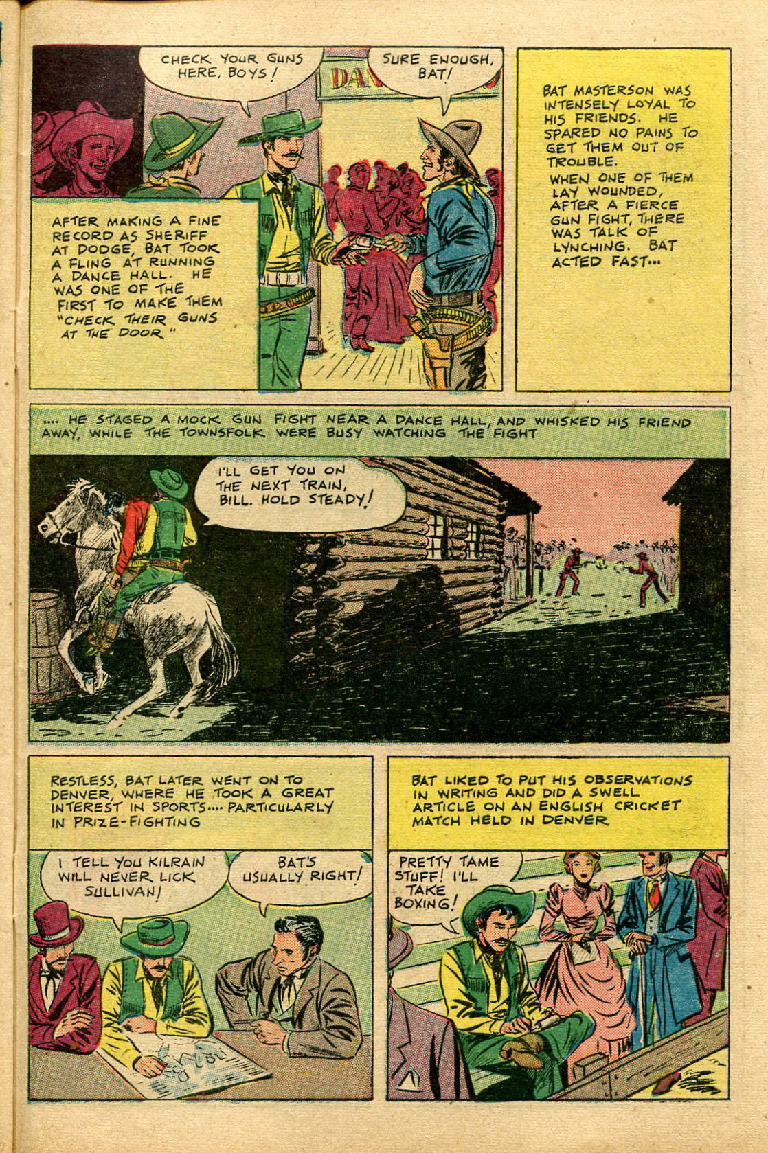 Read online Shadow Comics comic -  Issue #69 - 39
