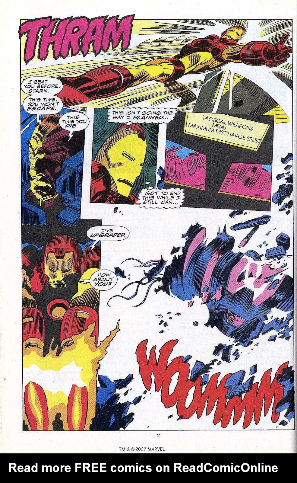 Iron Man Annual issue 13 - Page 24