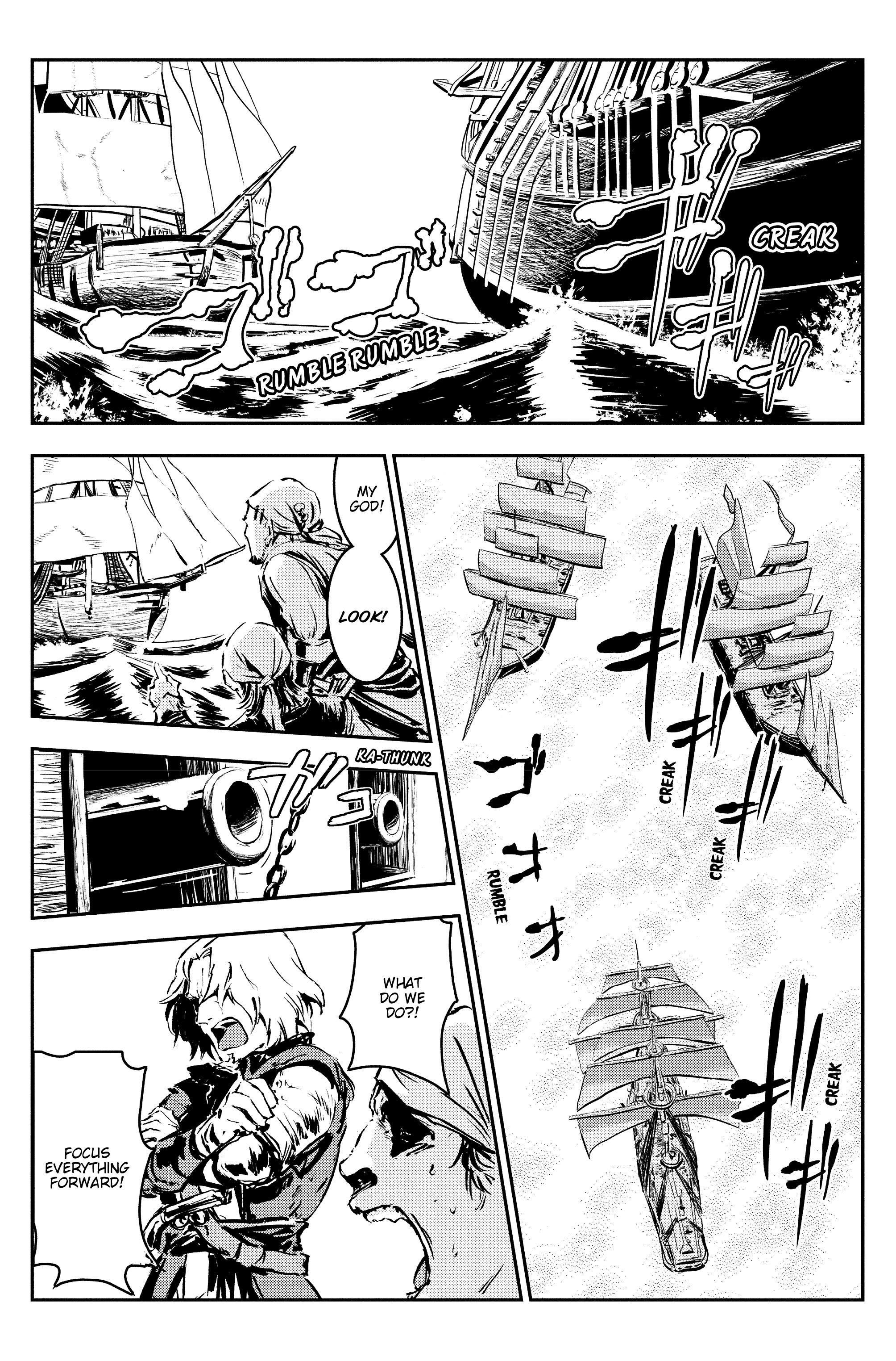 Read online Assassin's Creed: Awakening comic -  Issue #1 - 8