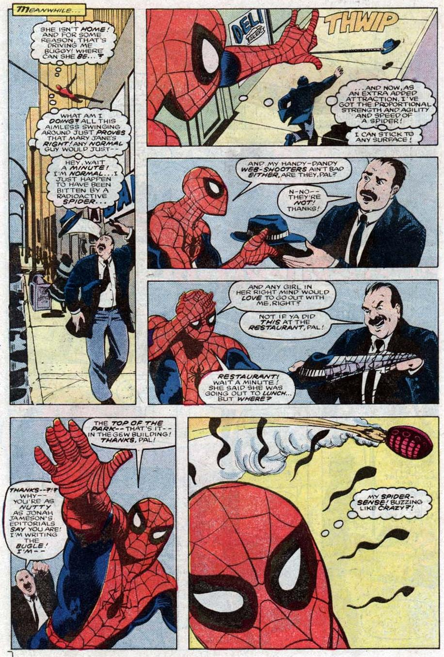 The Amazing Spider-Man (1963) _Annual_19 Page 13