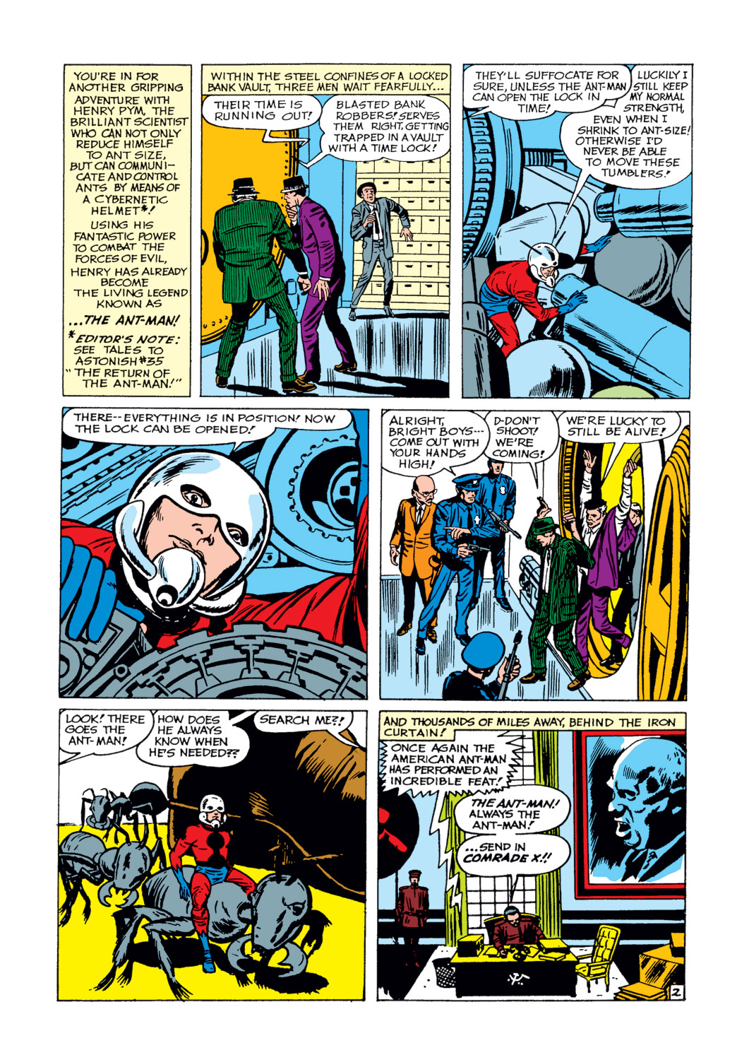 Tales to Astonish (1959) issue 36 - Page 3