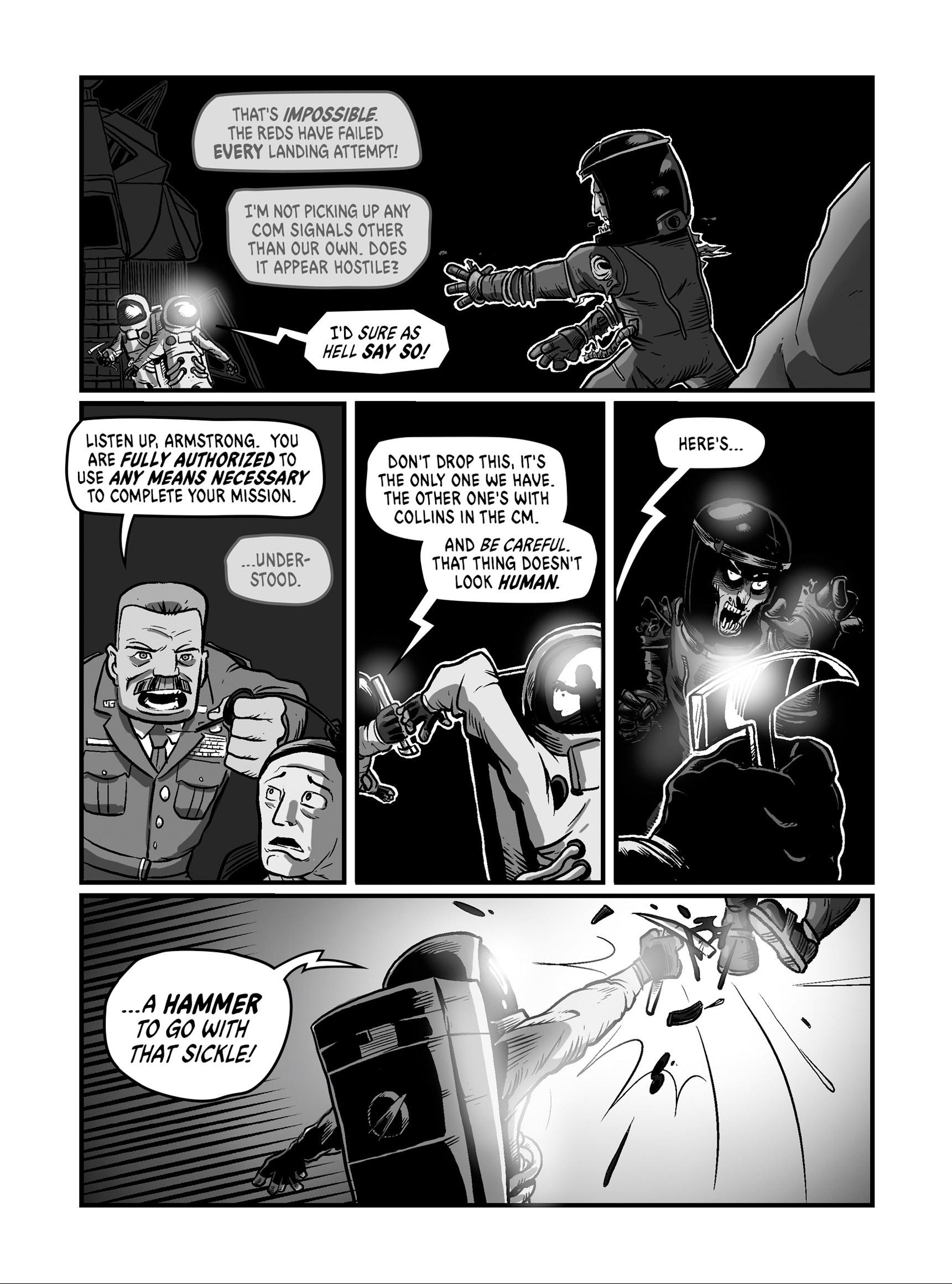 Read online FUBAR comic -  Issue #3 - 335