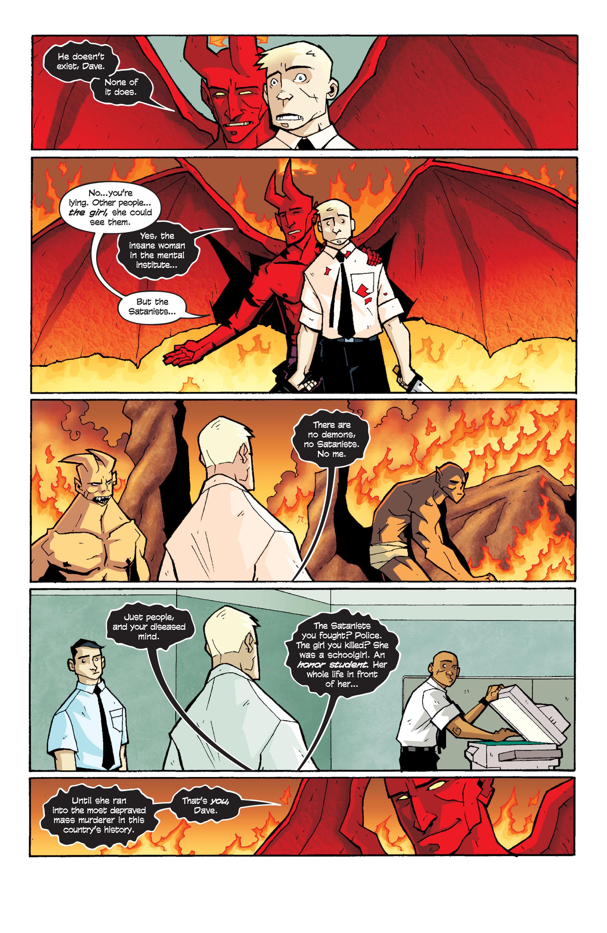 Read online Killer Of Demons comic -  Issue #3 - 16