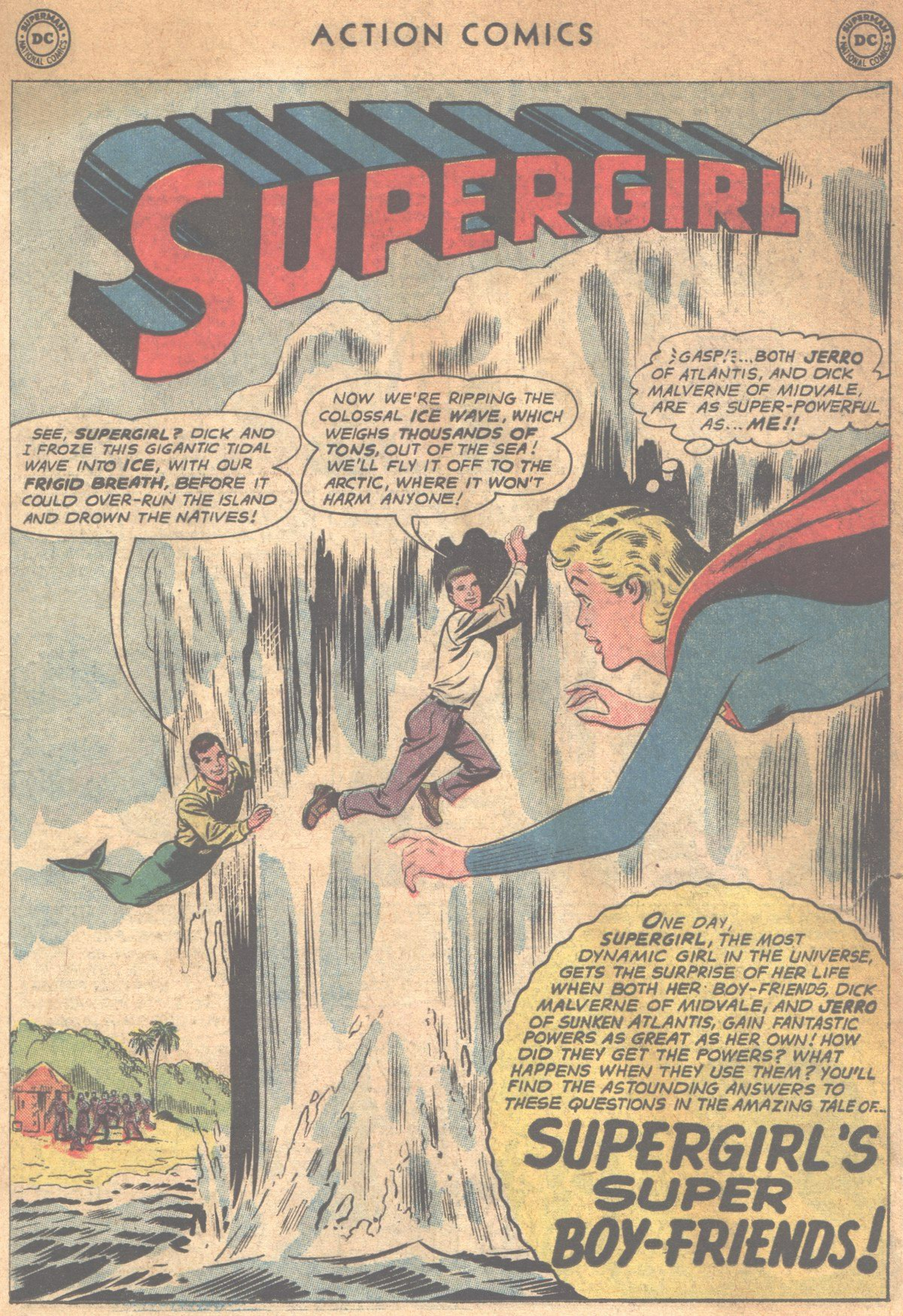 Read online Action Comics (1938) comic -  Issue #290 - 19