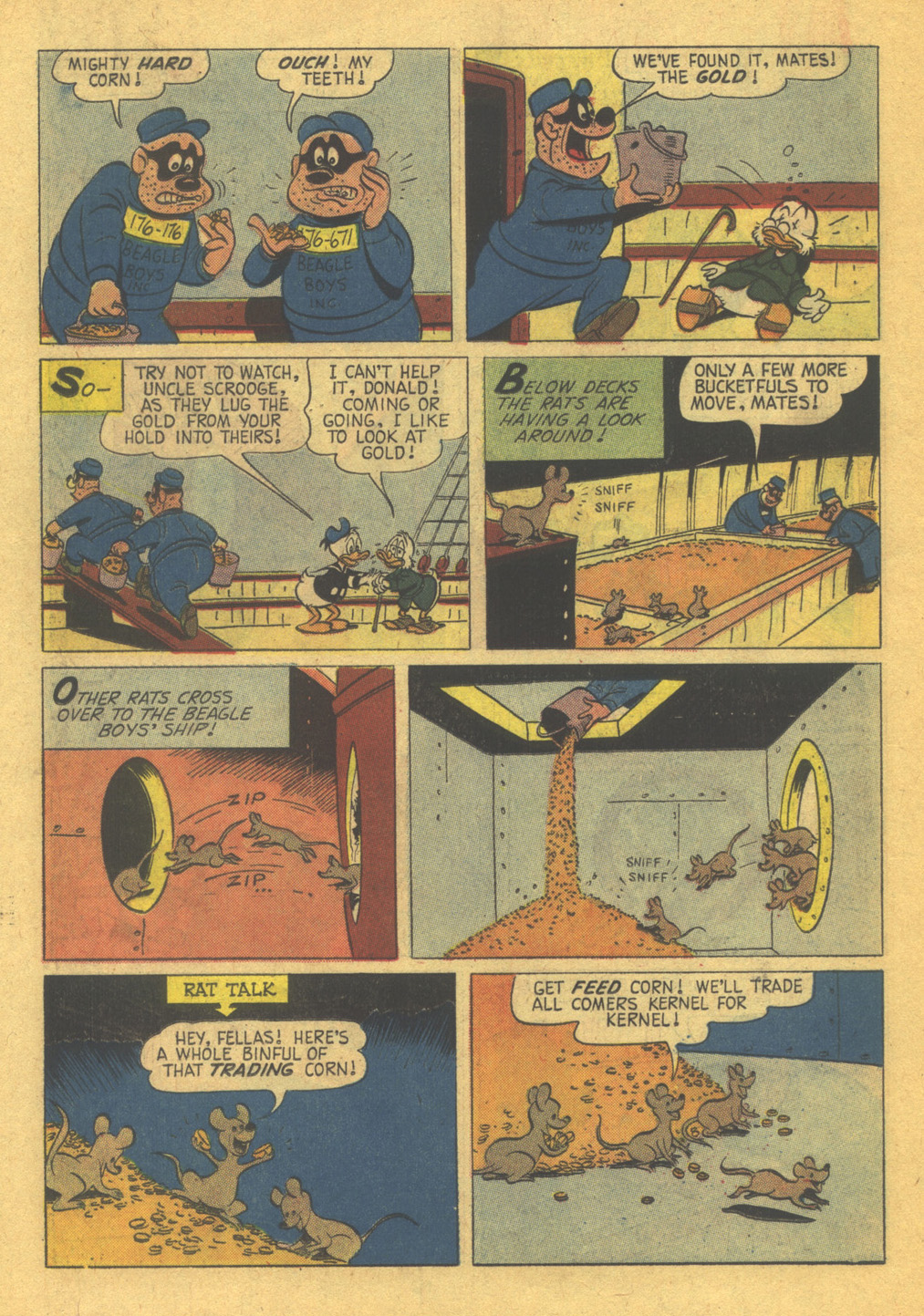 Read online Uncle Scrooge (1953) comic -  Issue #31 - 18