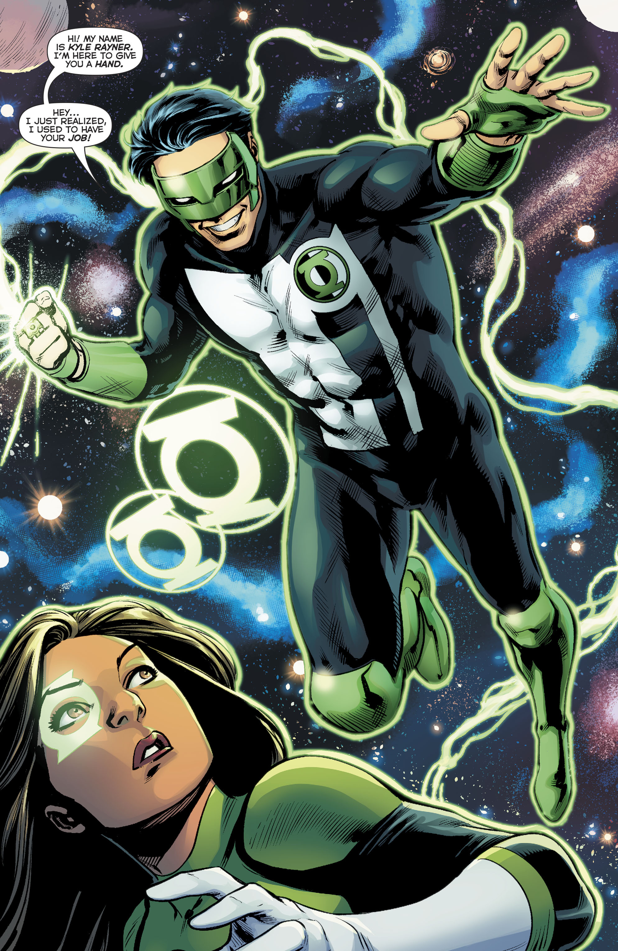 Read online Green Lanterns comic -  Issue #22 - 7