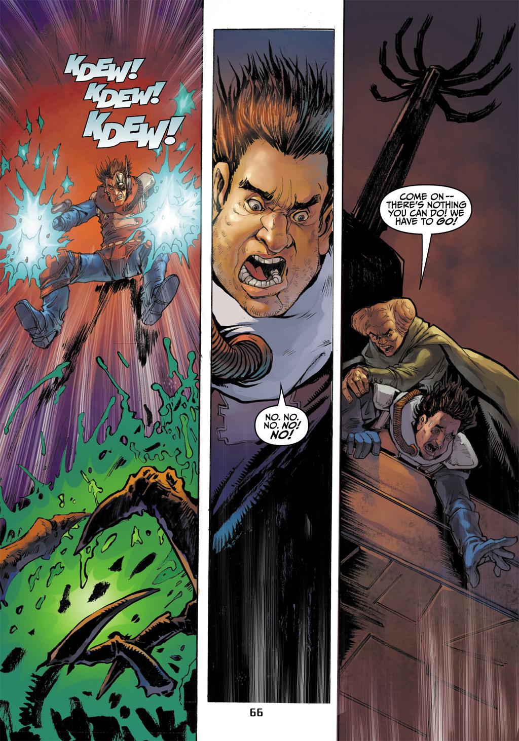 Read online Star Wars Omnibus comic -  Issue # Vol. 33 - 384