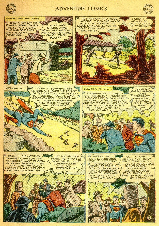Read online Adventure Comics (1938) comic -  Issue #181 - 4
