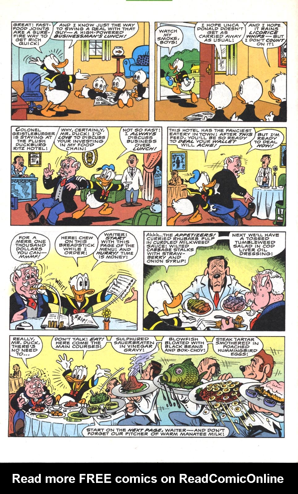 Read online Uncle Scrooge (1953) comic -  Issue #300 - 38