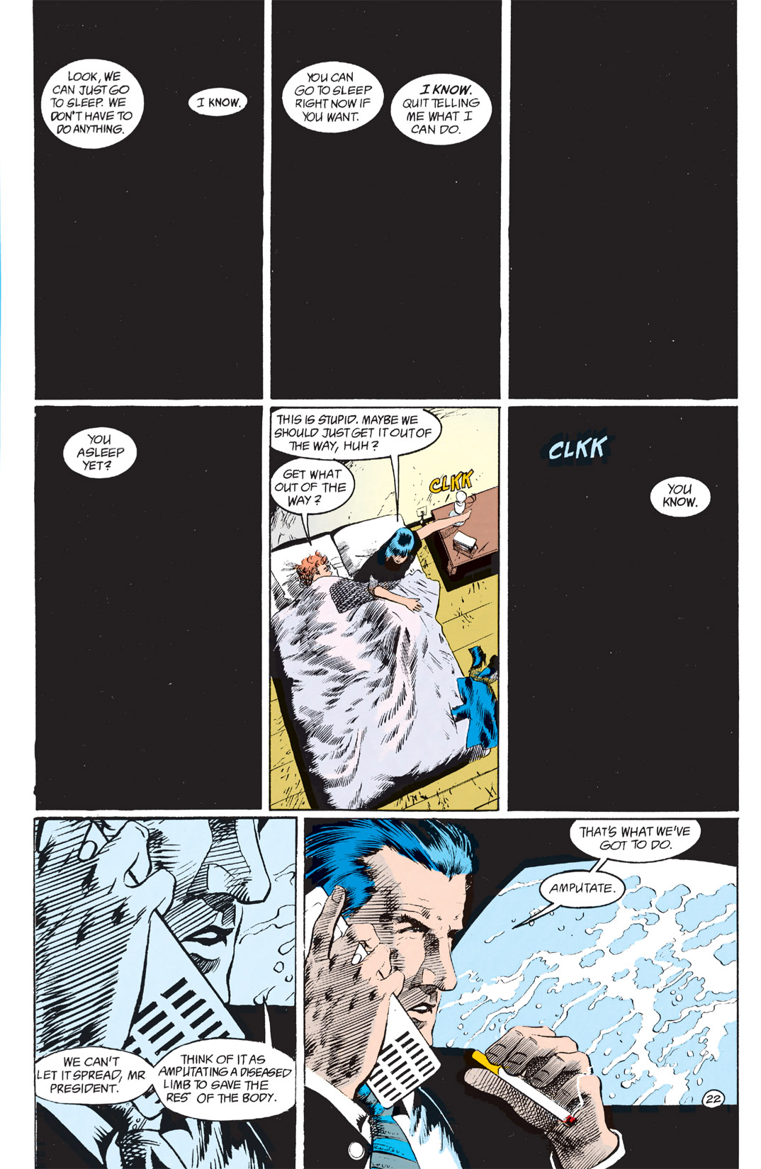 Read online Shade, the Changing Man comic -  Issue #9 - 18