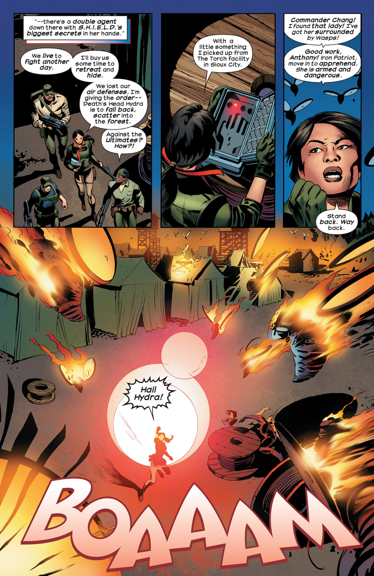 Read online Ultimate Comics Ultimates comic -  Issue #21 - 11