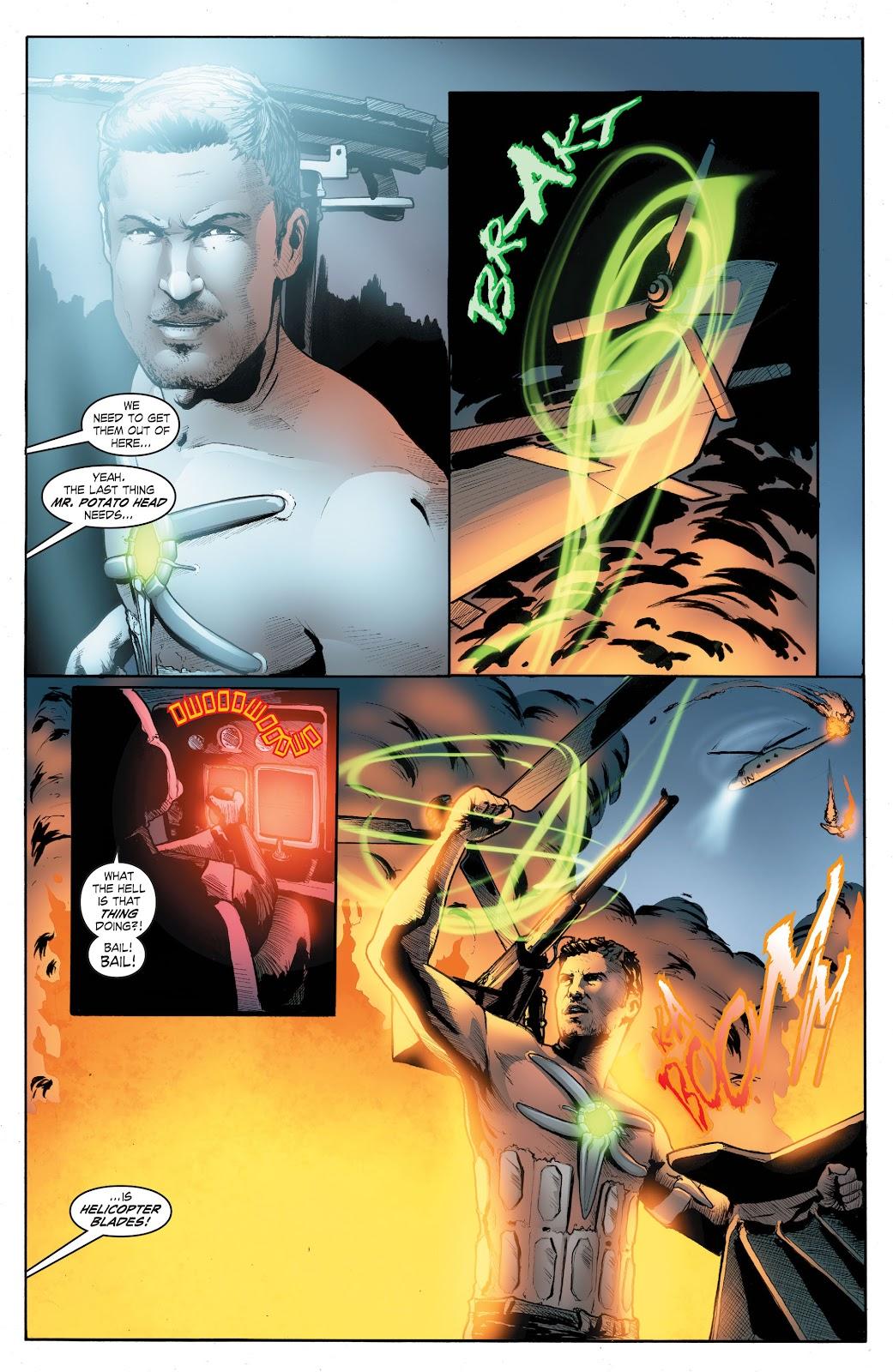 Read online Smallville Season 11 [II] comic -  Issue # TPB 4 - 134