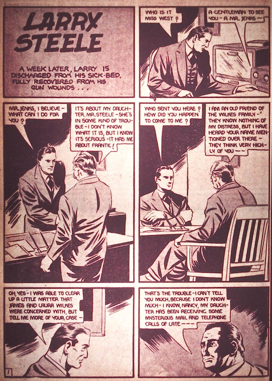 Read online Detective Comics (1937) comic -  Issue #12 - 16