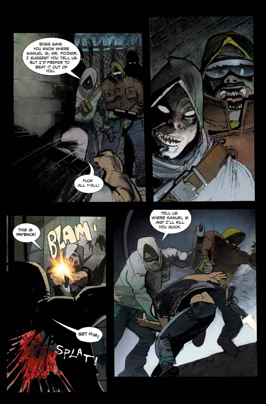 13 Coins issue TPB - Page 90