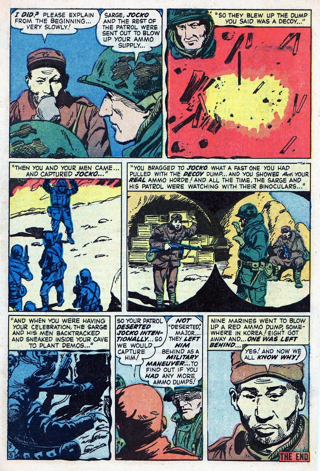 Marines in Battle issue 20 - Page 7