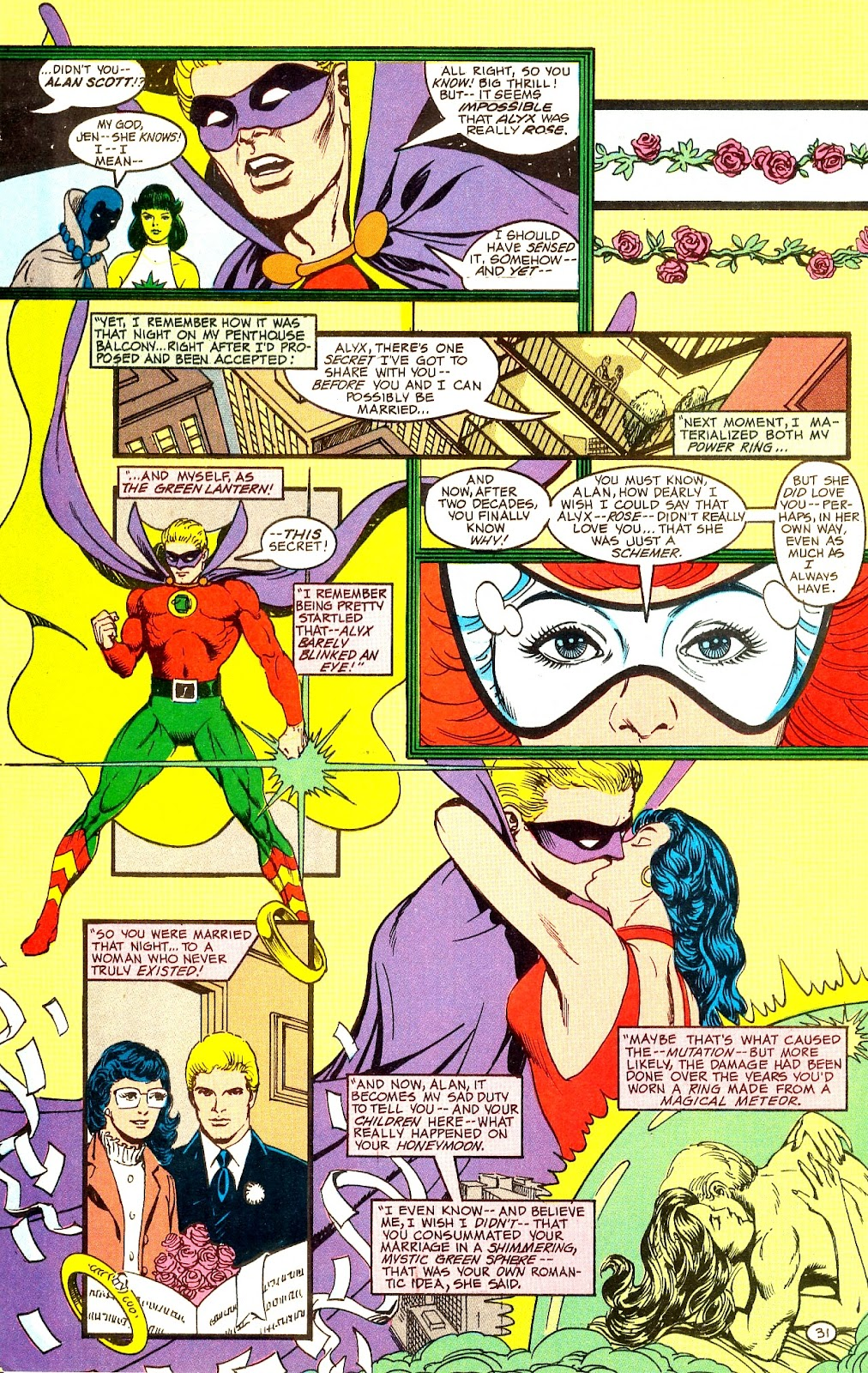 Infinity Inc. (1984) issue Annual 1 - Page 36