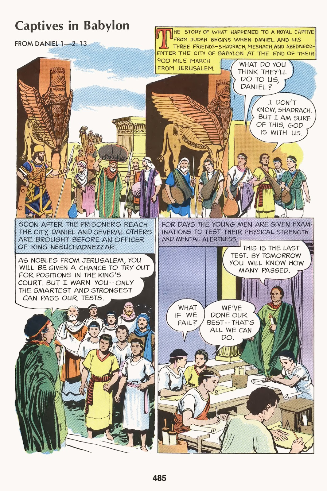 The Picture Bible issue TPB (Part 5) - Page 88