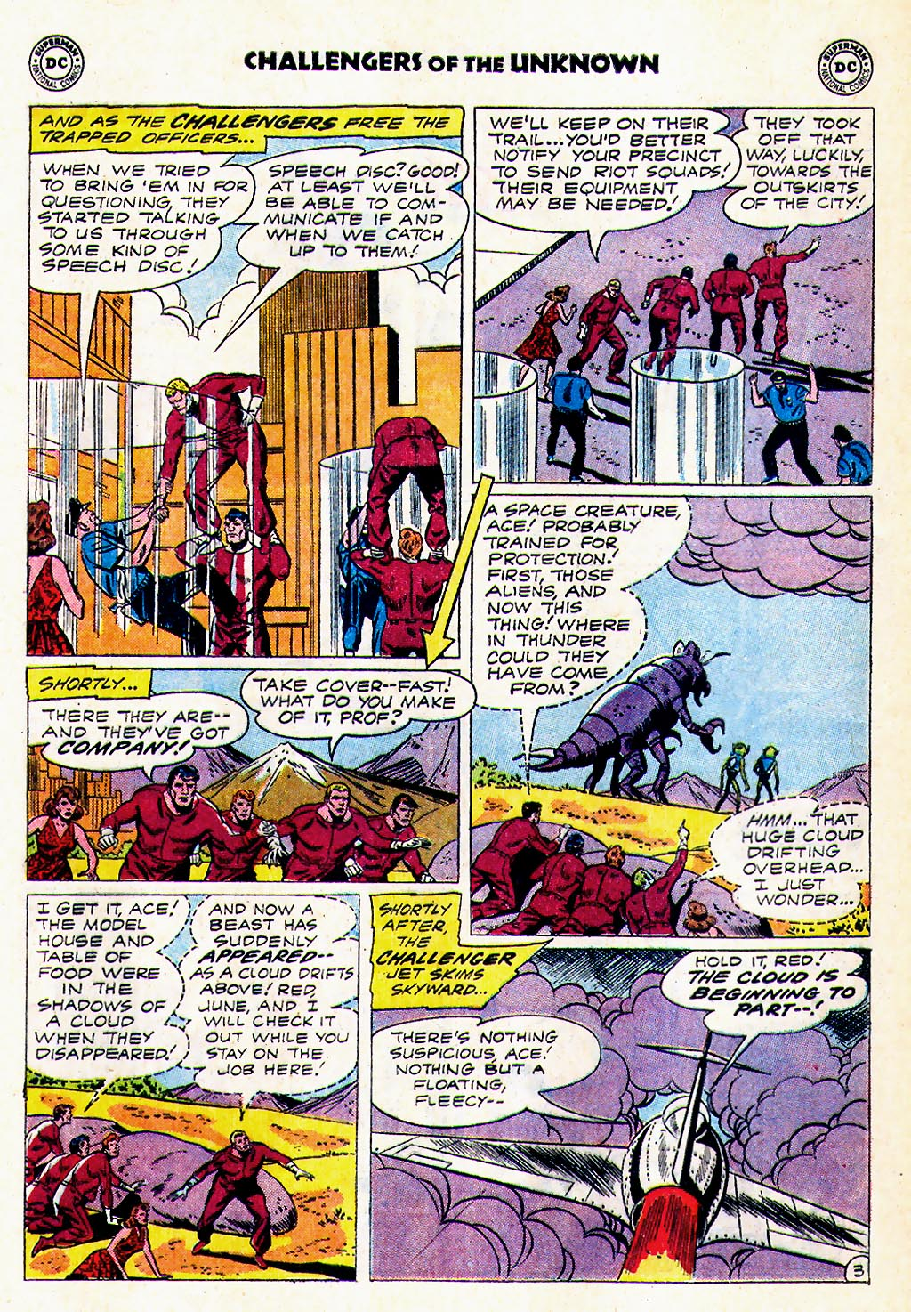 Challengers of the Unknown (1958) issue 23 - Page 20