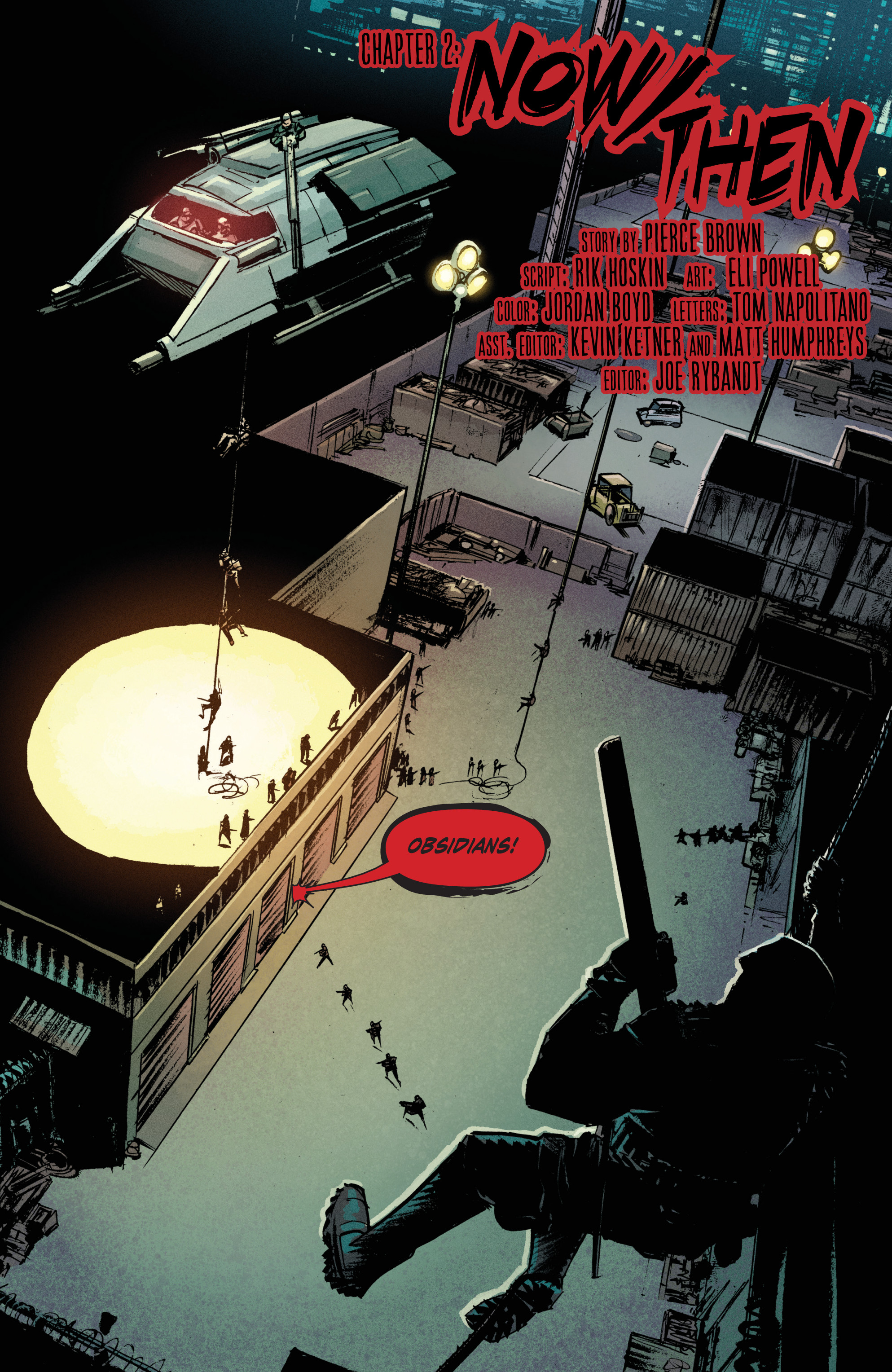 Read online Pierce Brown's Red Rising: Son Of Ares comic -  Issue #2 - 4