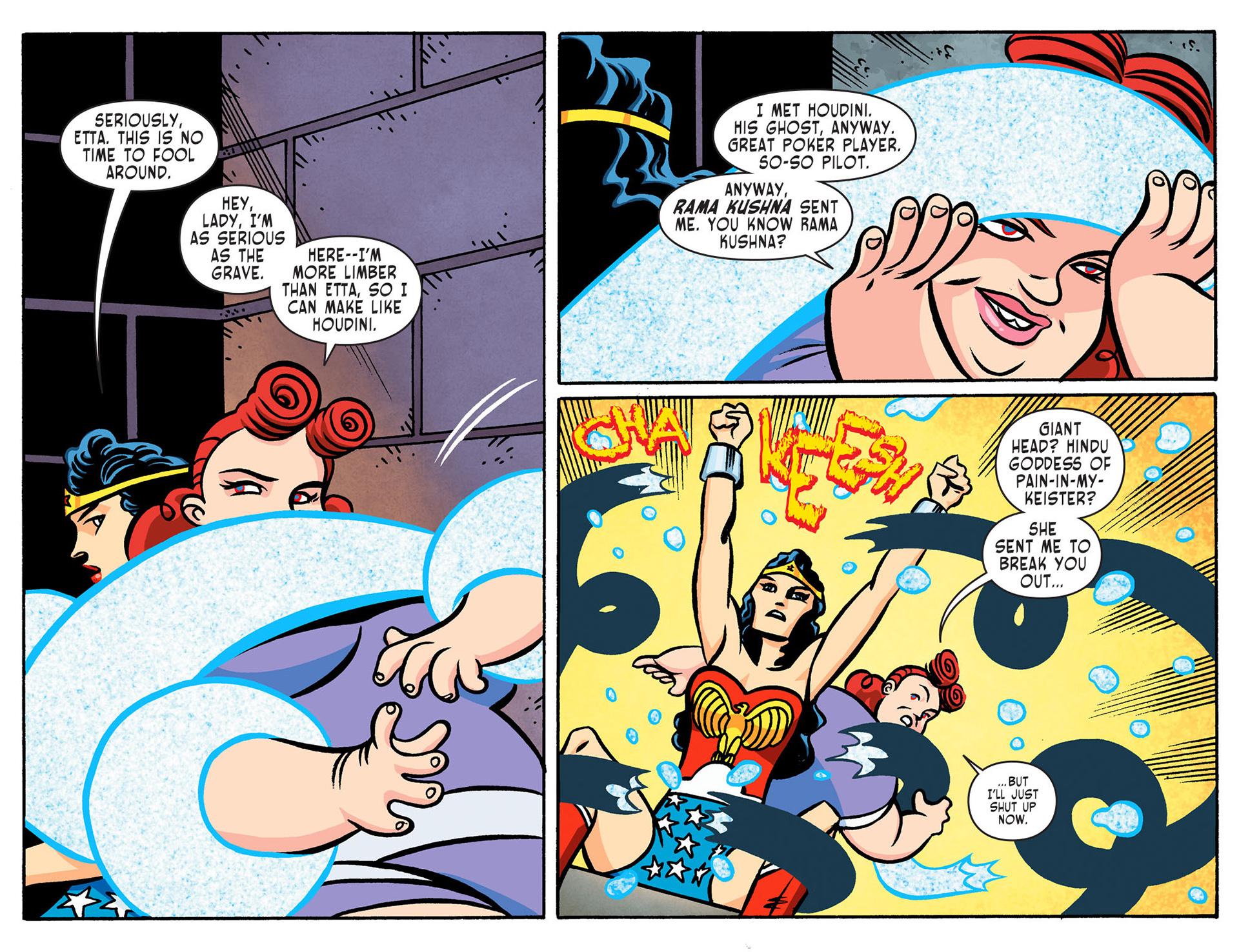 Read online Sensation Comics Featuring Wonder Woman comic -  Issue #8 - 7
