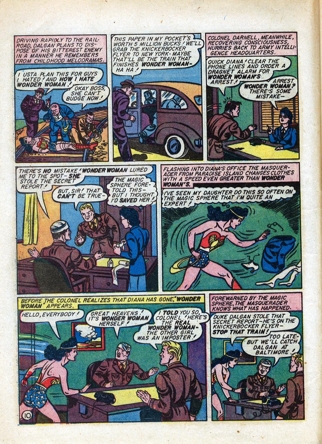 Read online Sensation (Mystery) Comics comic -  Issue #26 - 12