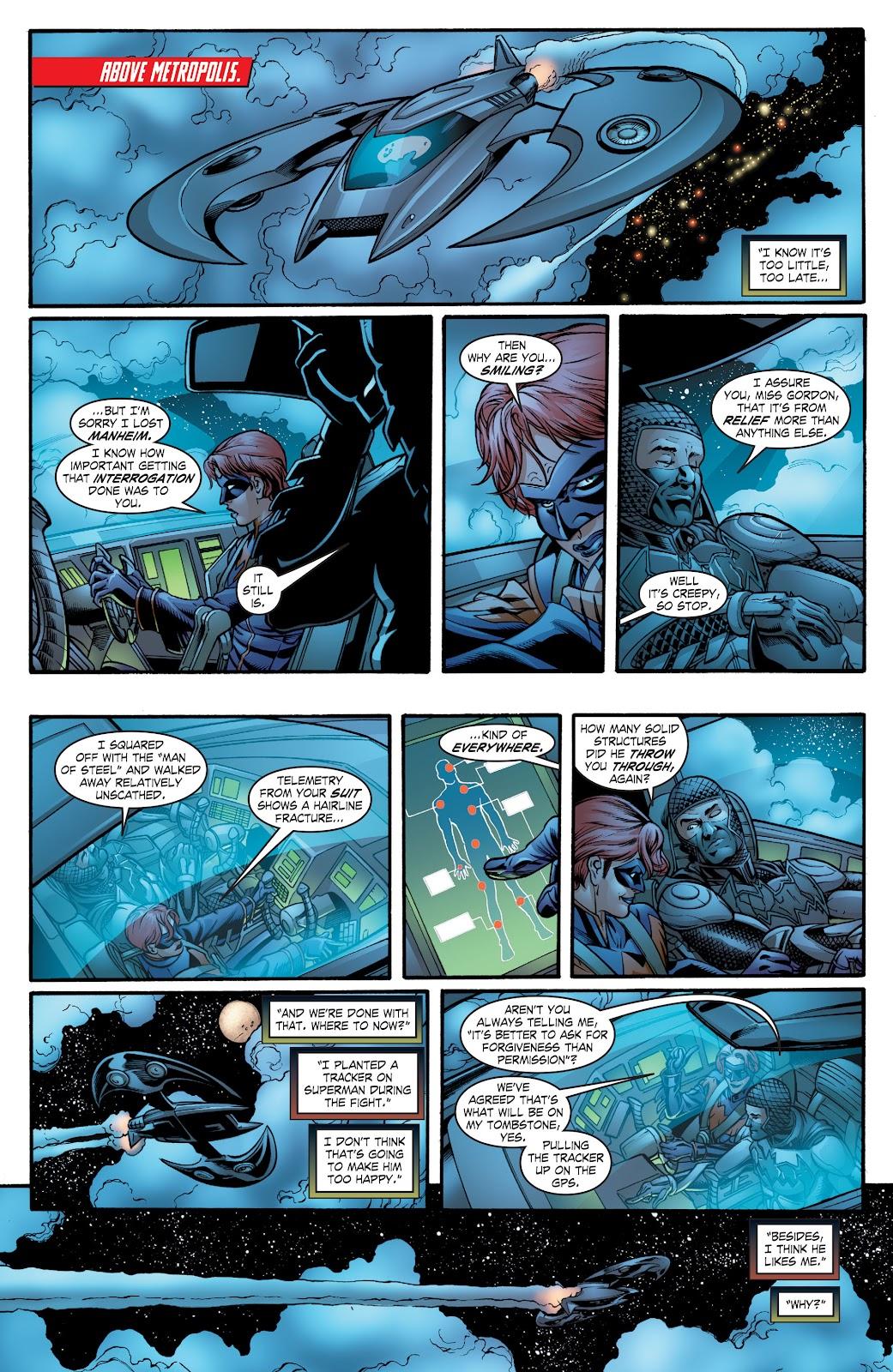 Read online Smallville Season 11 [II] comic -  Issue # TPB 2 - 50