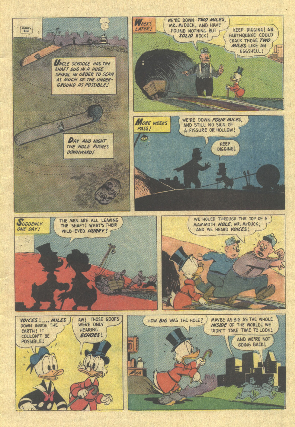 Read online Uncle Scrooge (1953) comic -  Issue #109 - 5