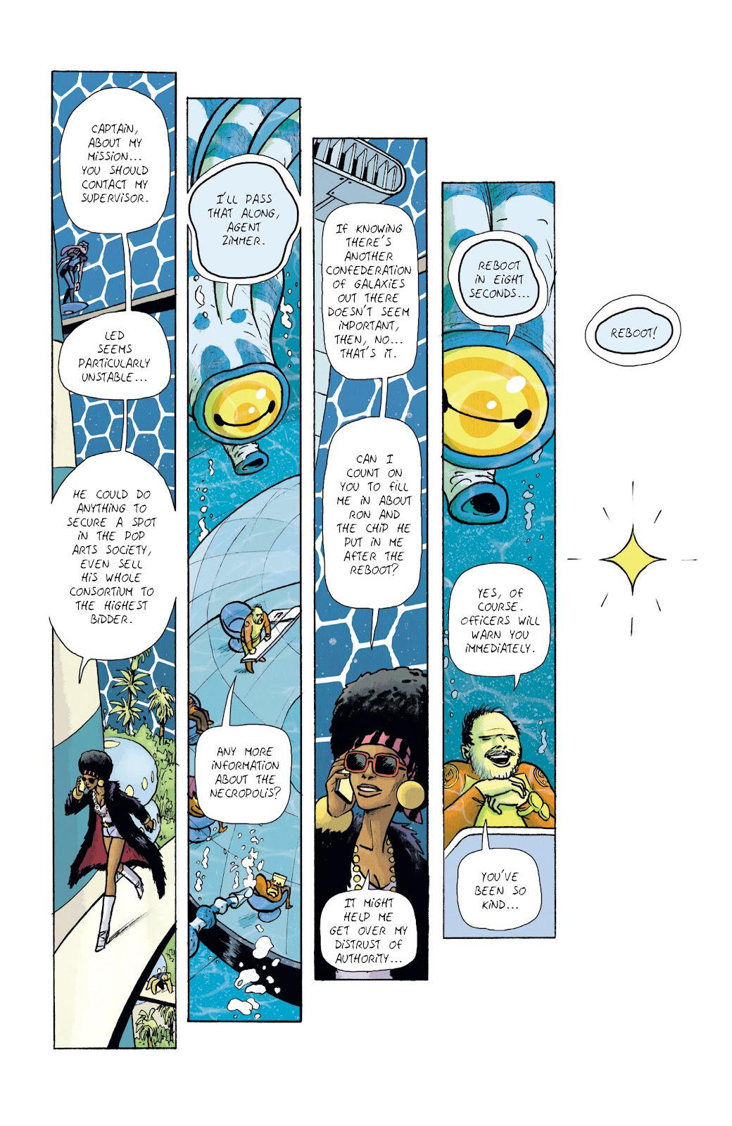 Read online Infinity 8 comic -  Issue #12 - 30