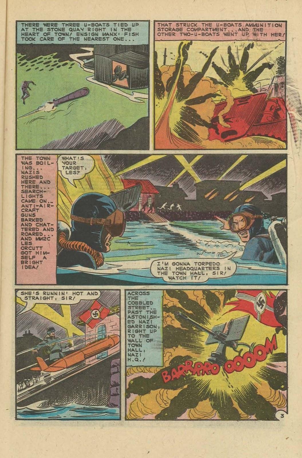 Read online Fightin' Navy comic -  Issue #127 - 27