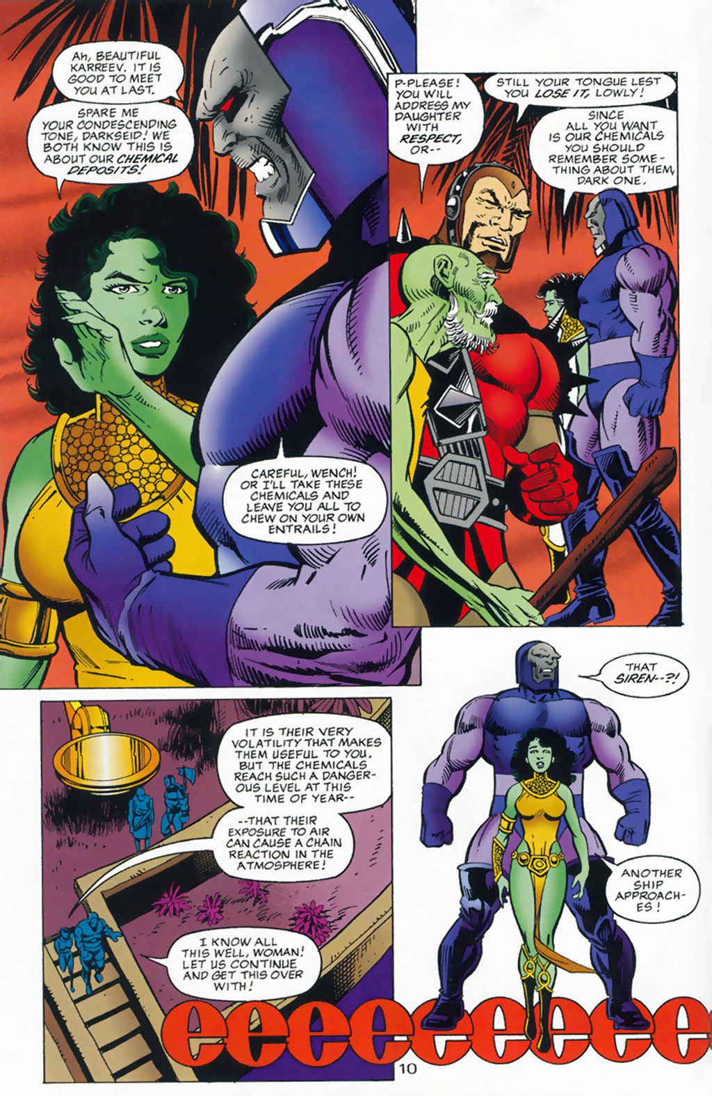 Read online Doomsday Annual comic -  Issue # Full - 11