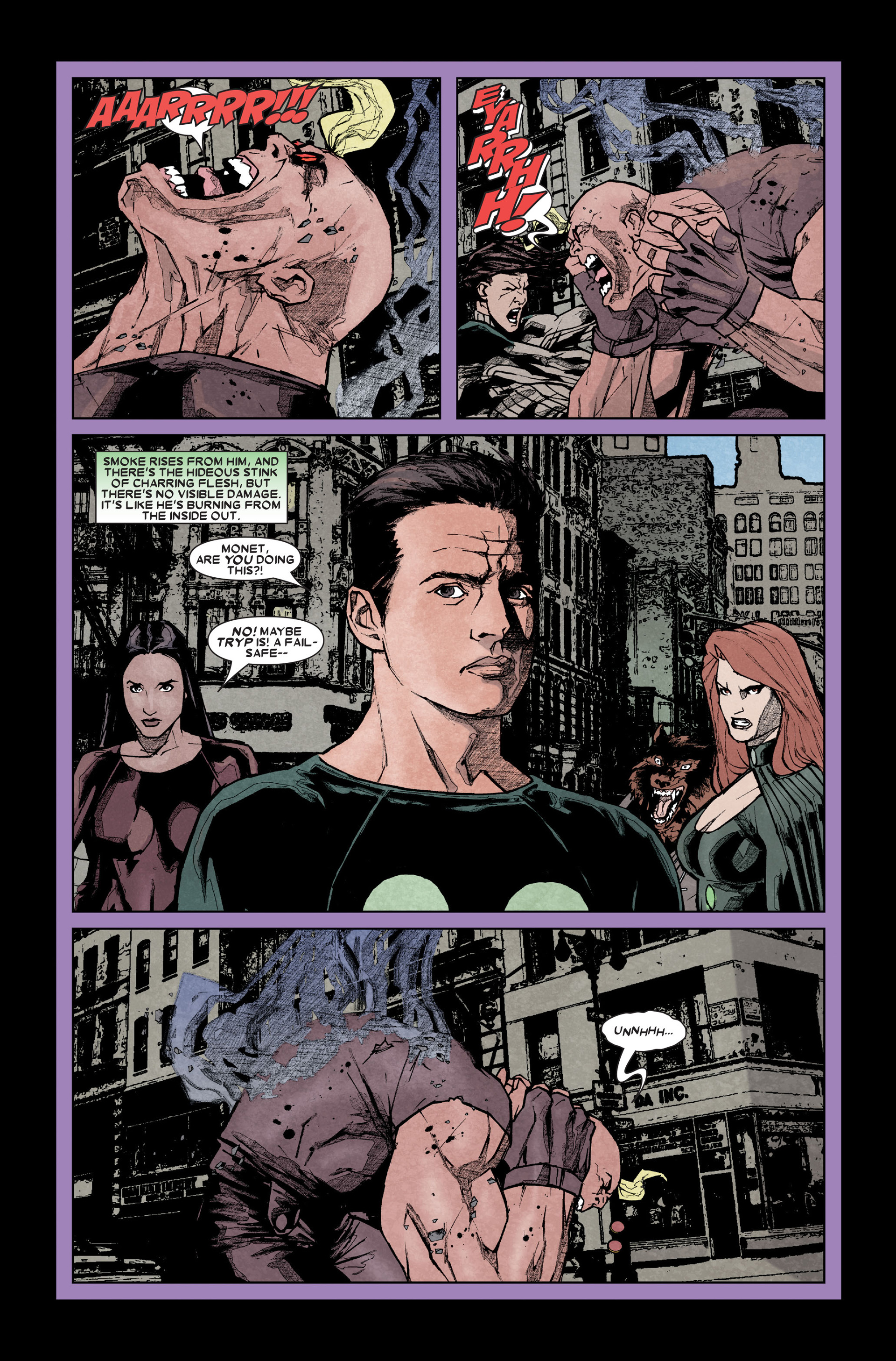 Read online X-Factor (2006) comic -  Issue #11 - 14