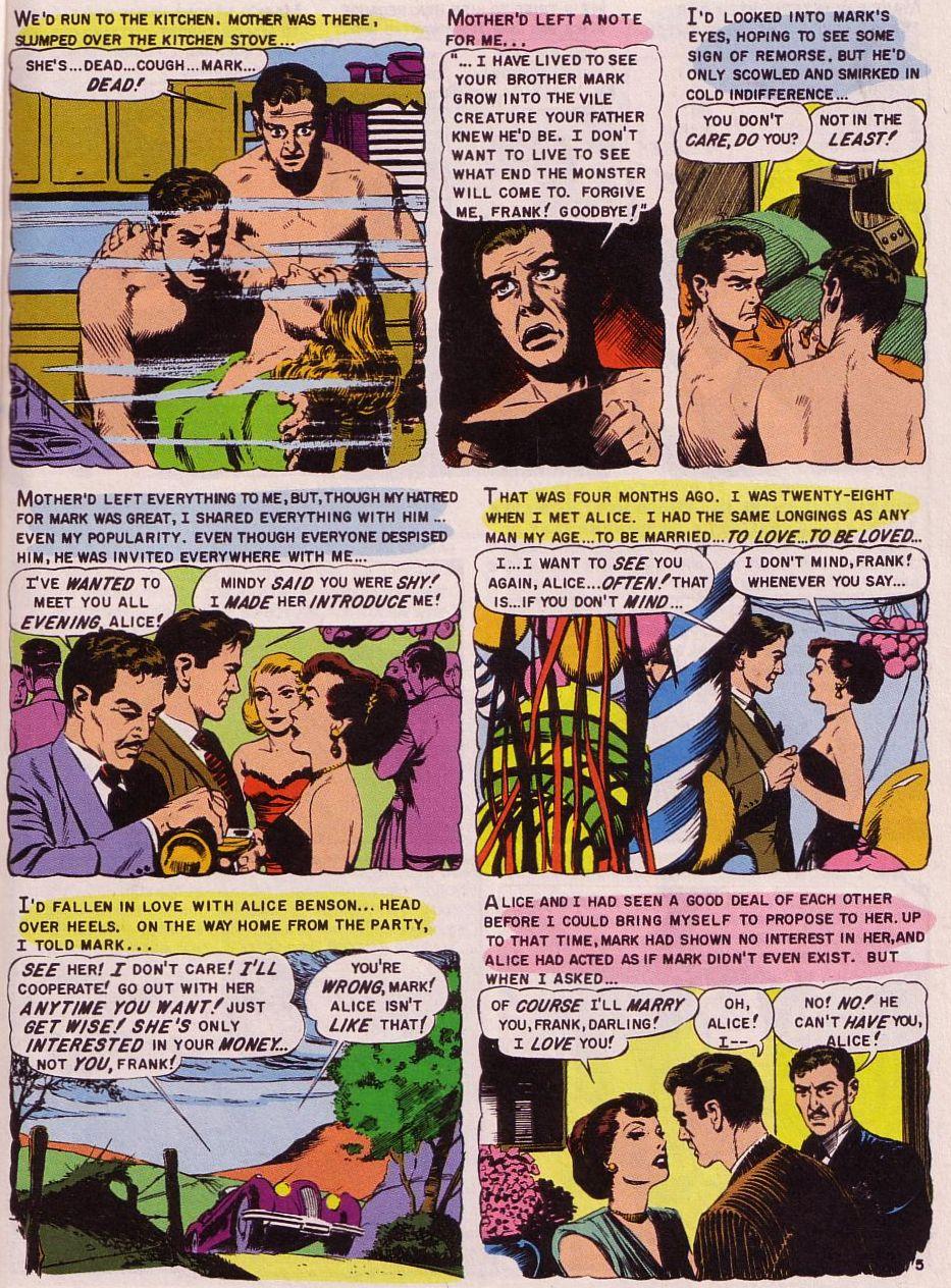 Read online Shock SuspenStories comic -  Issue #16 - 6
