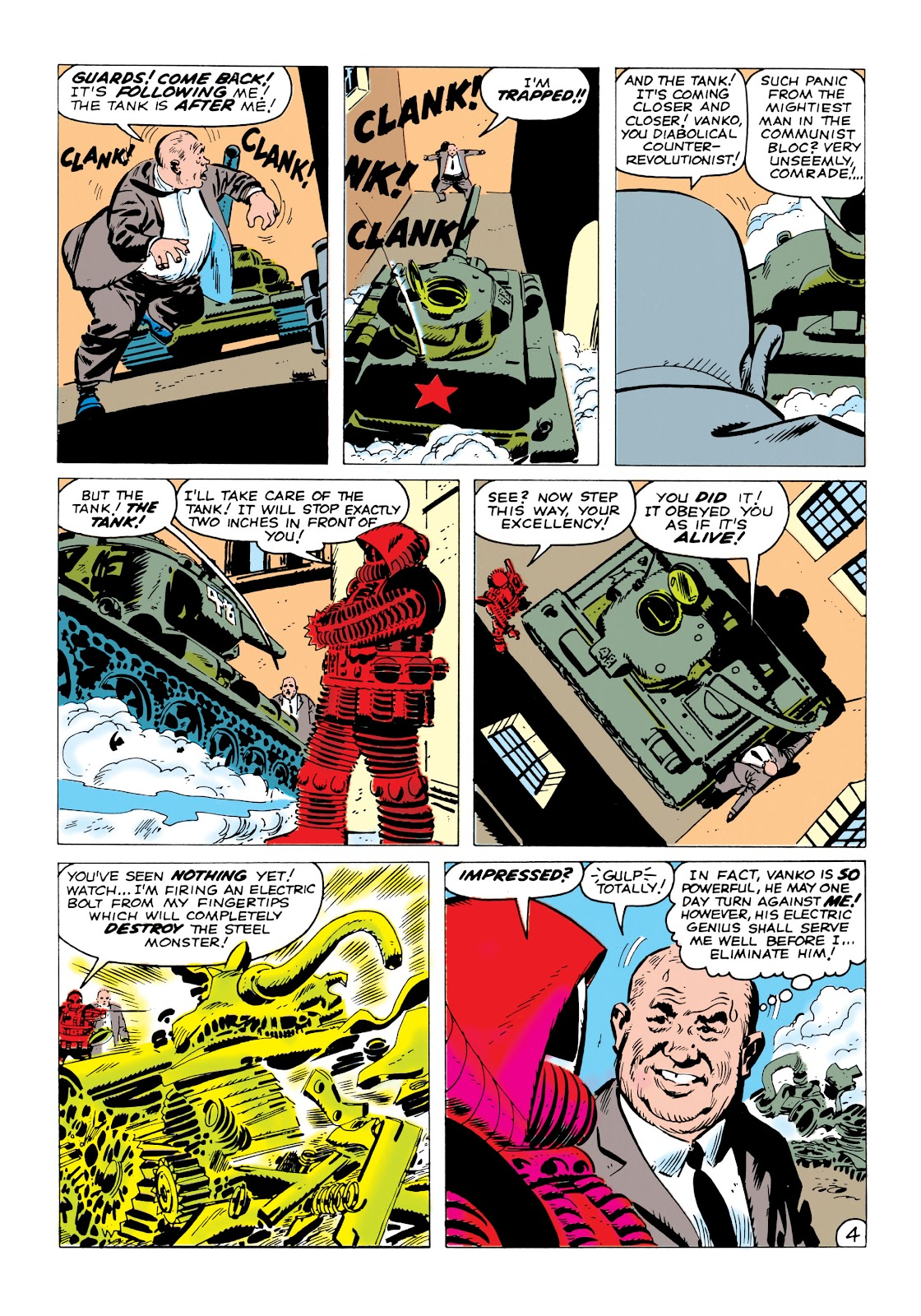Read online Marvel Masterworks: The Invincible Iron Man comic -  Issue # TPB 1 (Part 2) - 10