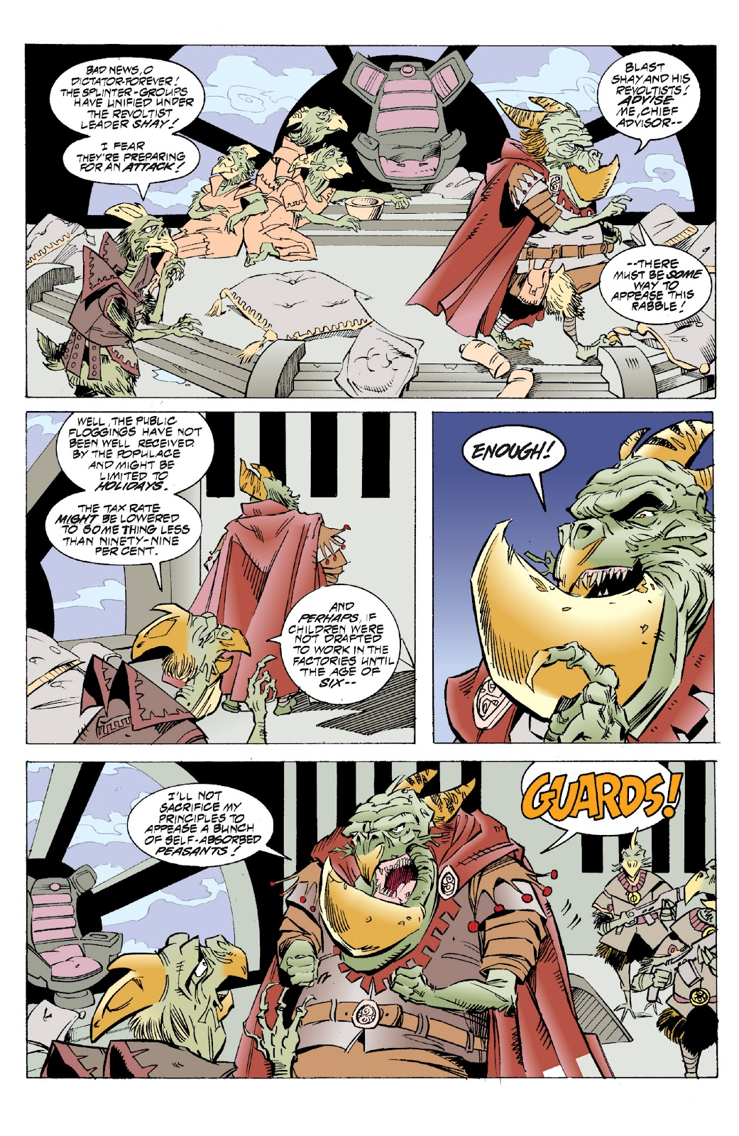 Read online Star Wars Legends Epic Collection: The Empire comic -  Issue # TPB 5 (Part 4) - 16