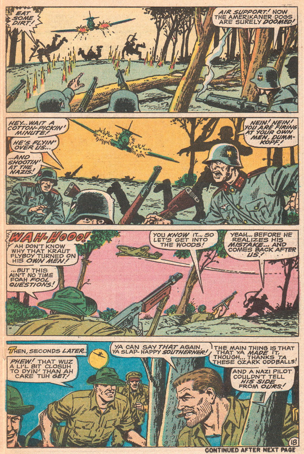 Read online Sgt. Fury comic -  Issue #70 - 25