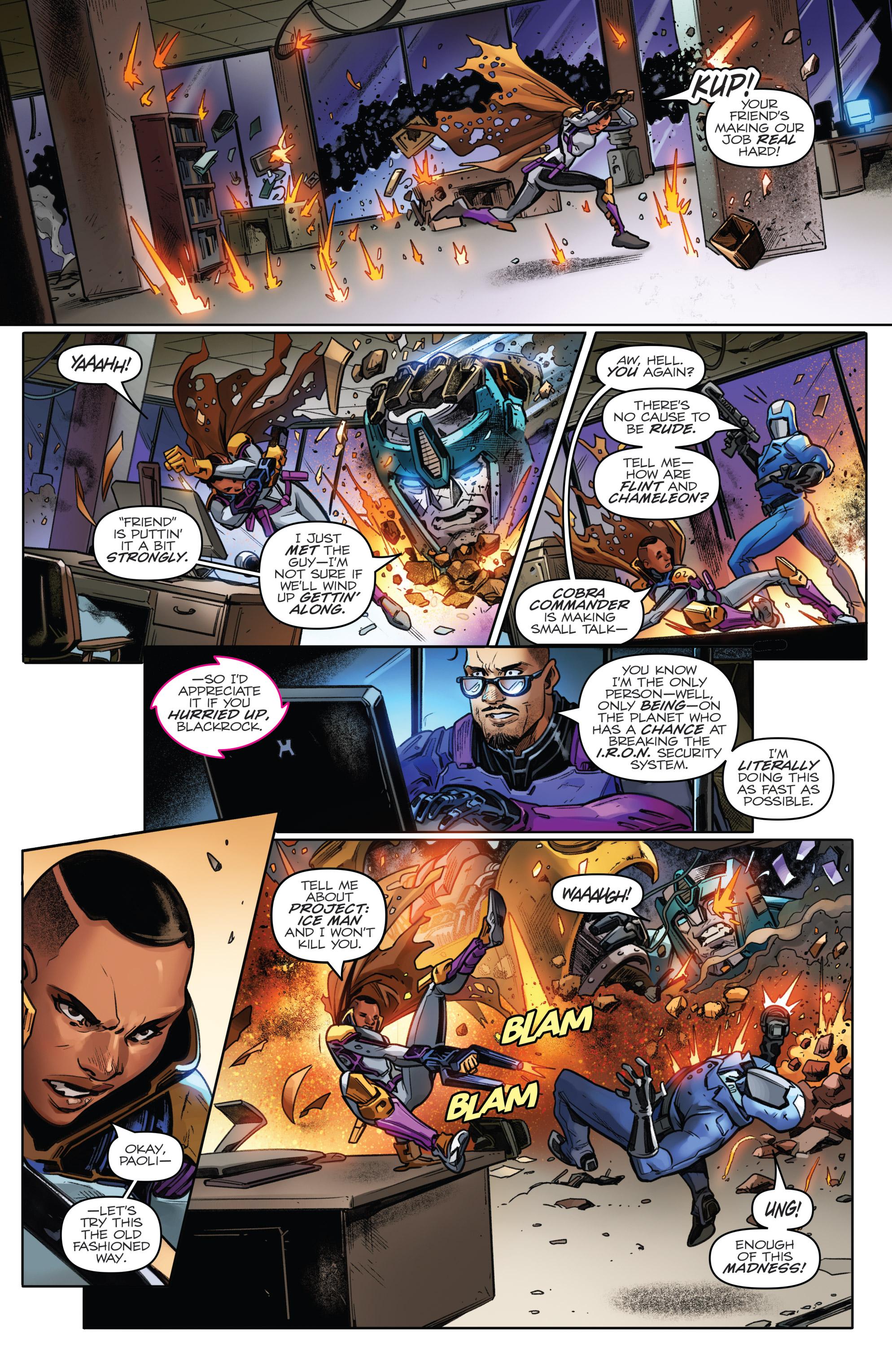 Read online Revolutionaries comic -  Issue #5 - 14