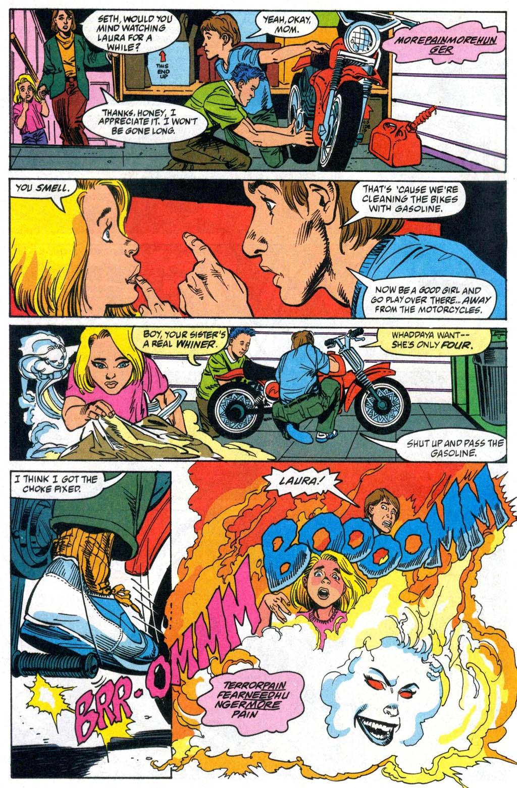Read online Daredevil vs. Vapora comic -  Issue # Full - 10