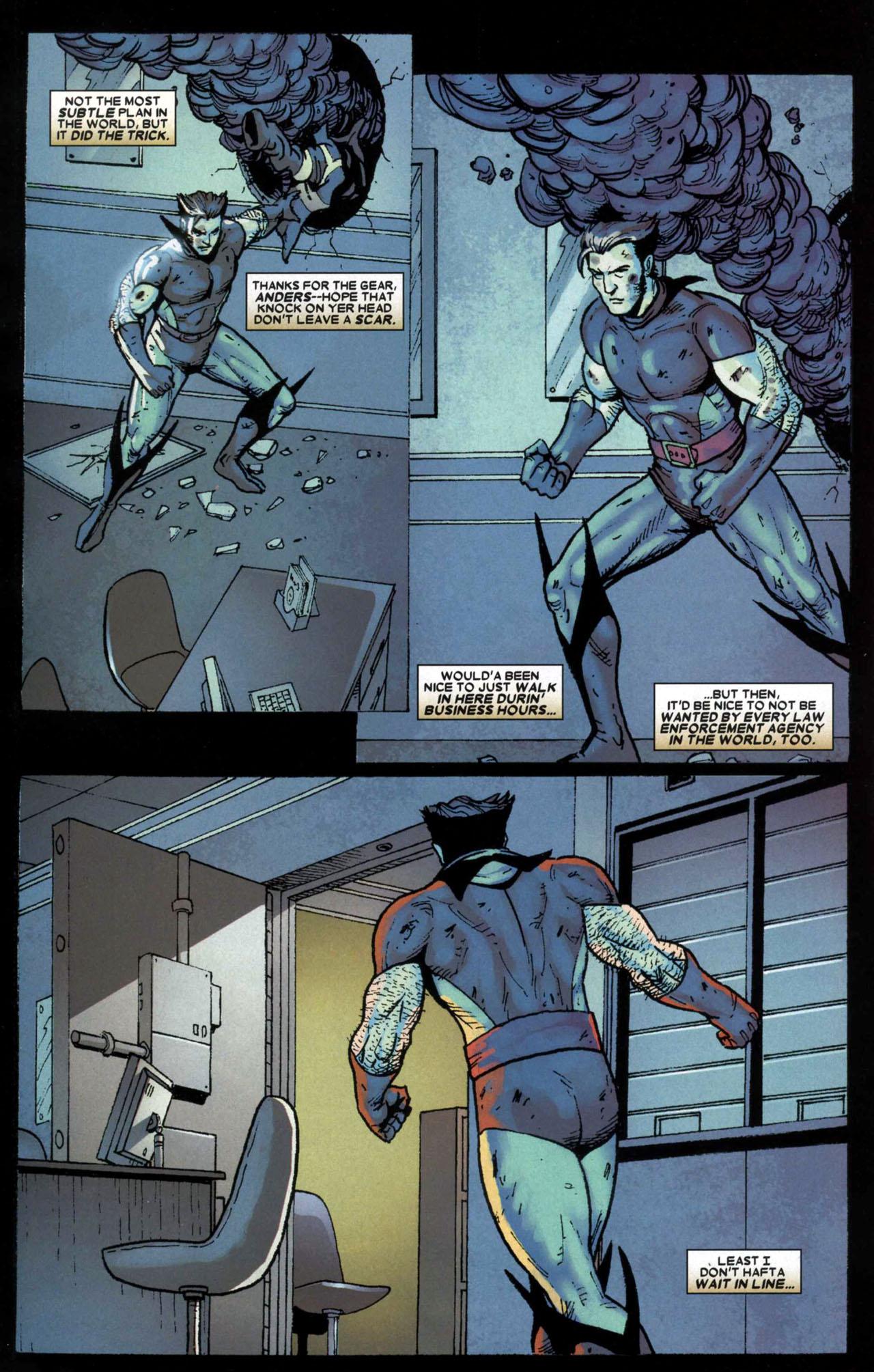 Read online Wolverine: Origins comic -  Issue #13 - 8