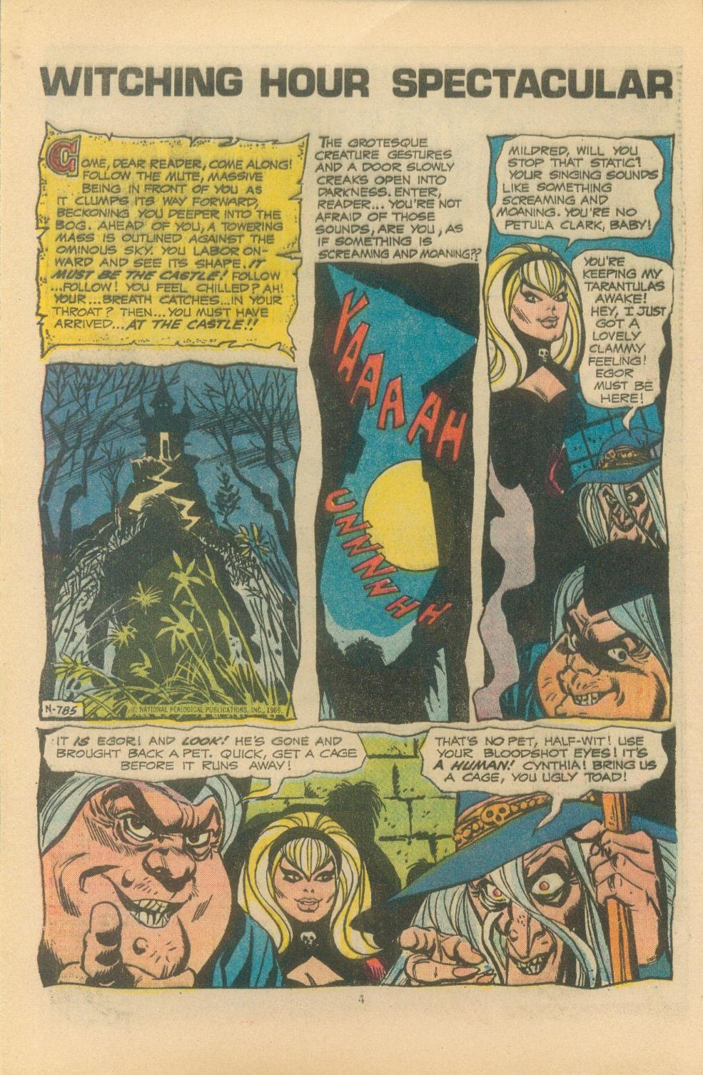The Witching Hour (1969) issue 38 - Page 5