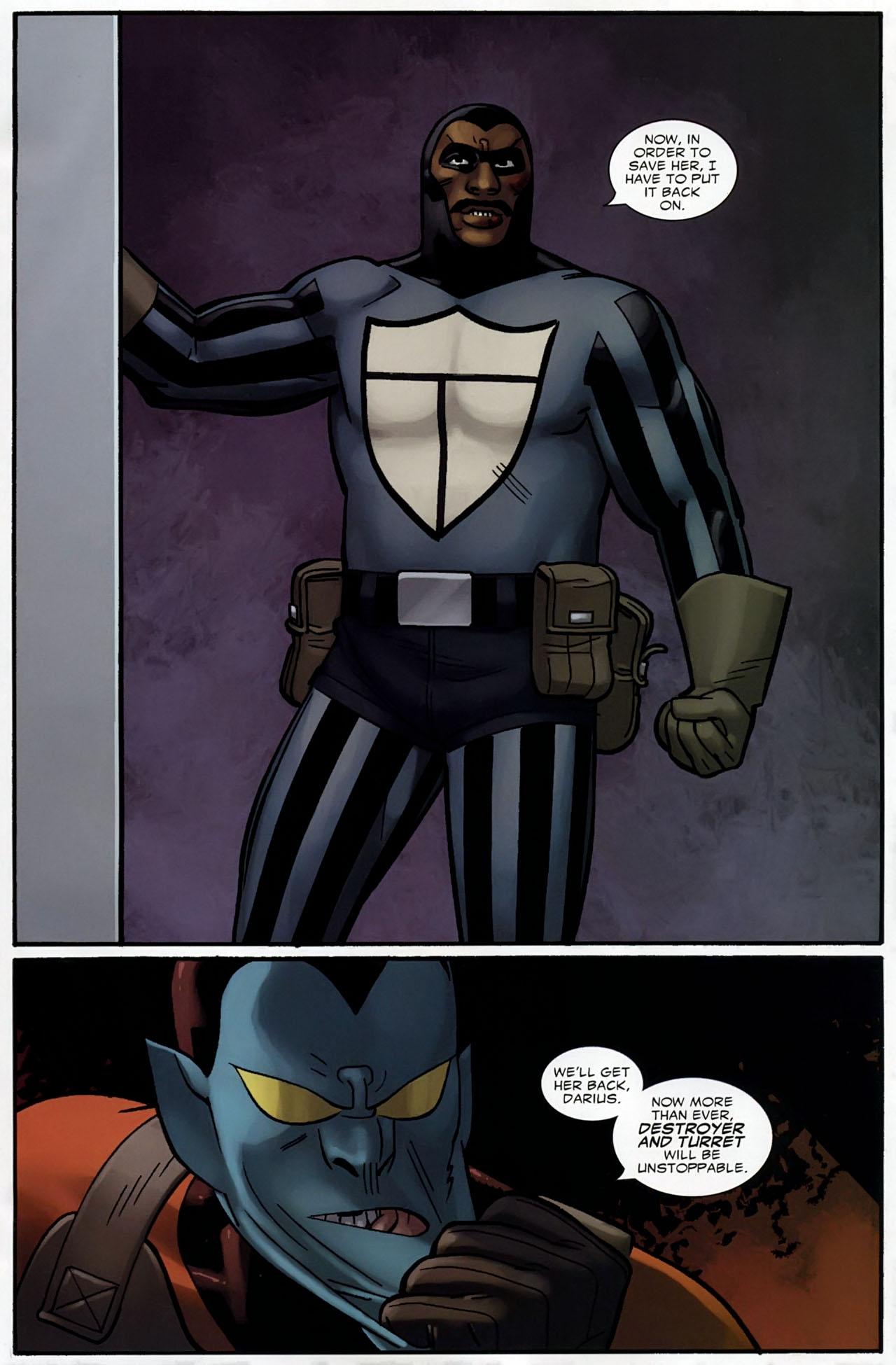 Read online Destroyer comic -  Issue #2 - 22