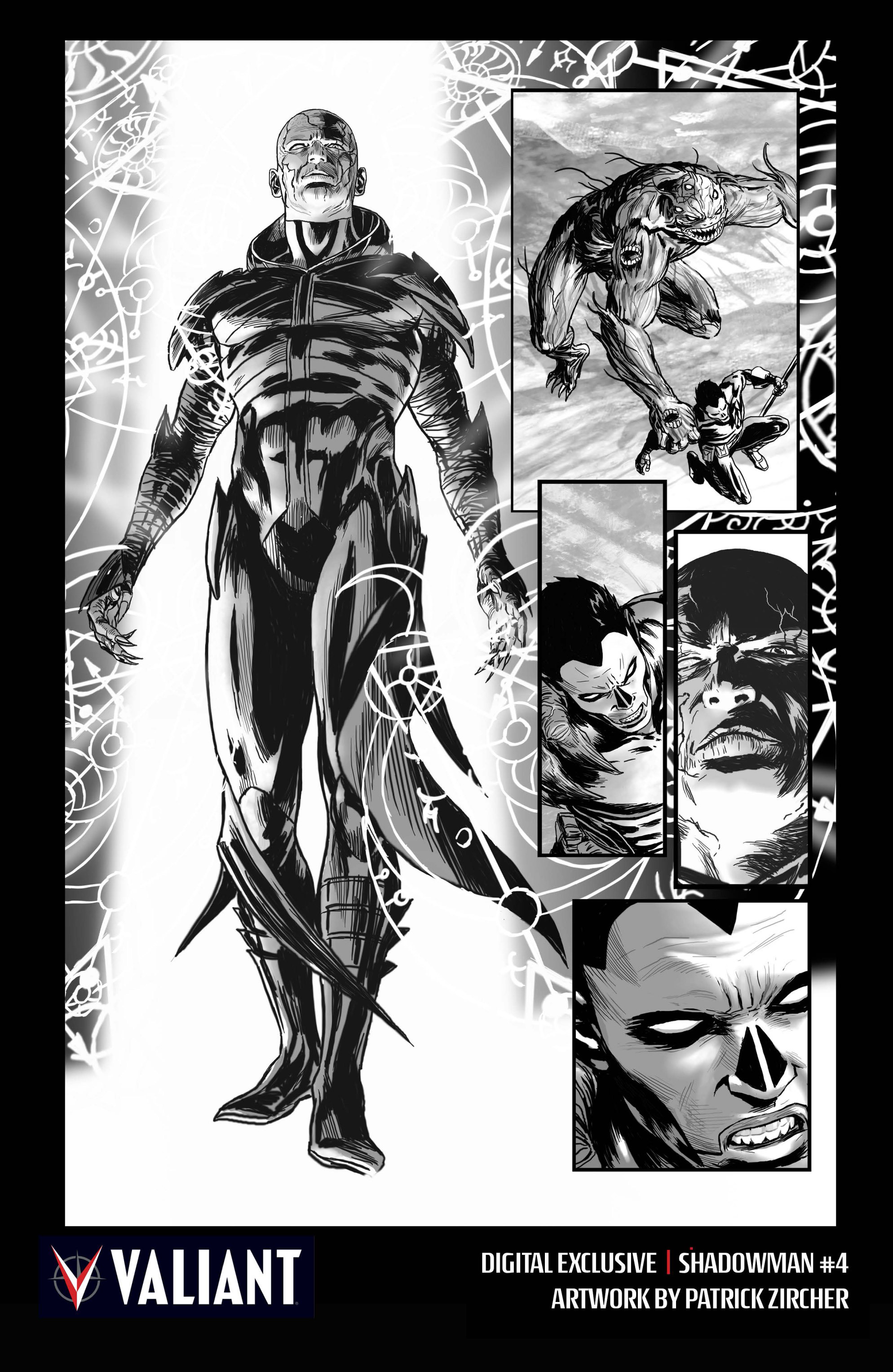 Read online Shadowman (2012) comic -  Issue #4 - 31