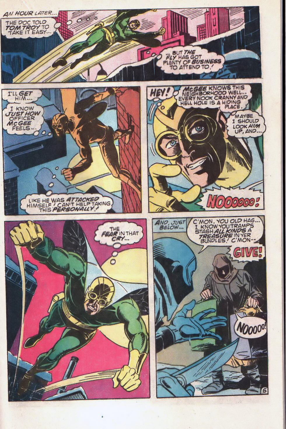Read online The Fly (1983) comic -  Issue #2 - 17