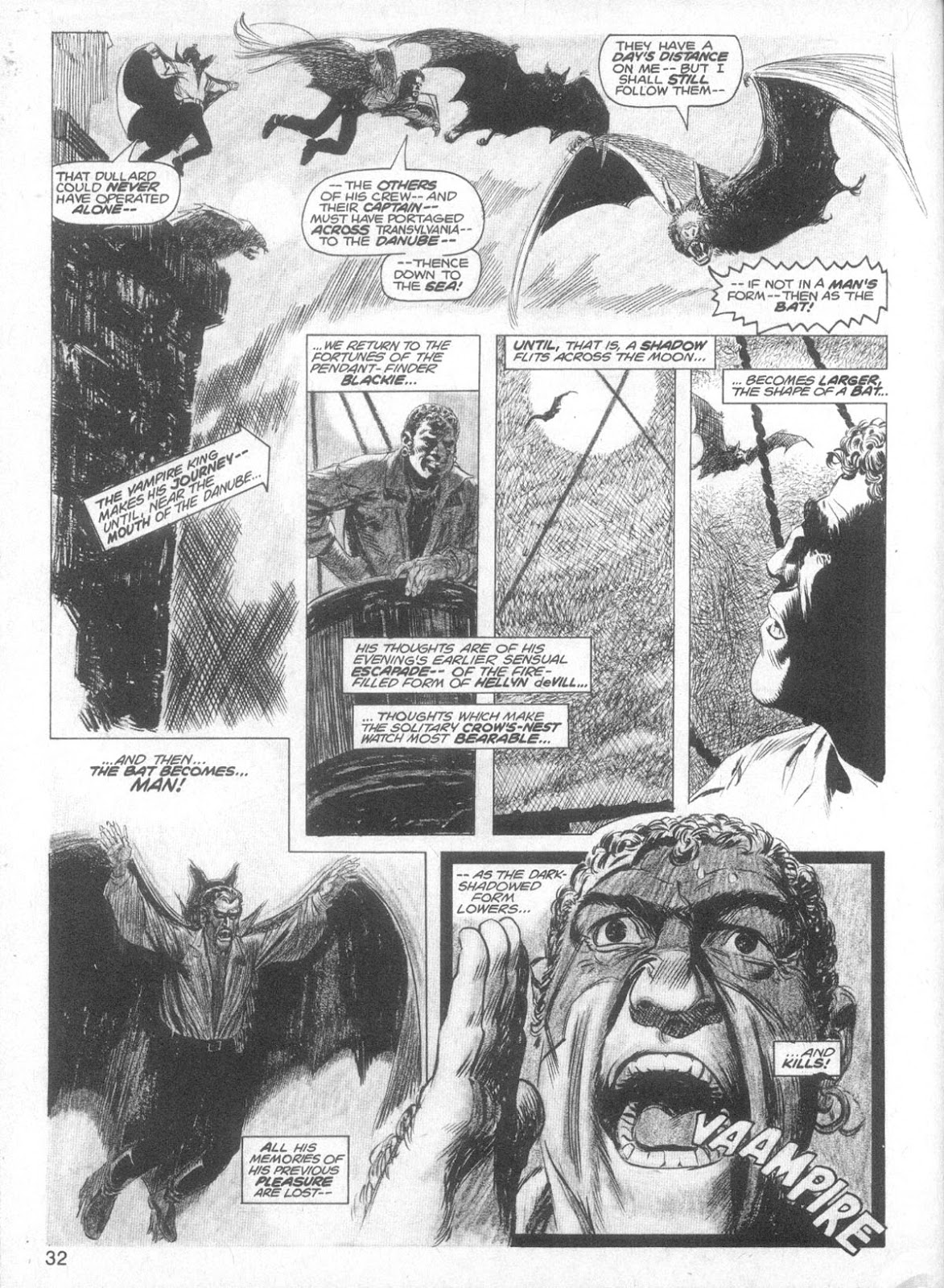 Dracula Lives issue 7 - Page 32
