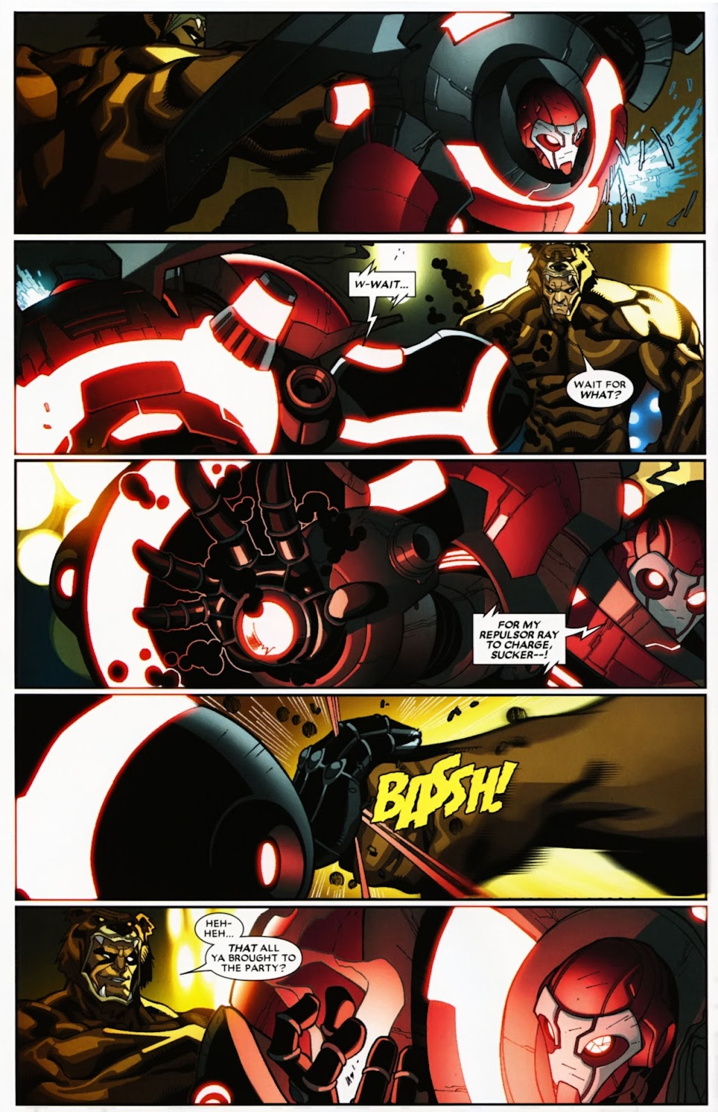 Read online Deadpool (2008) comic -  Issue #24 - 22