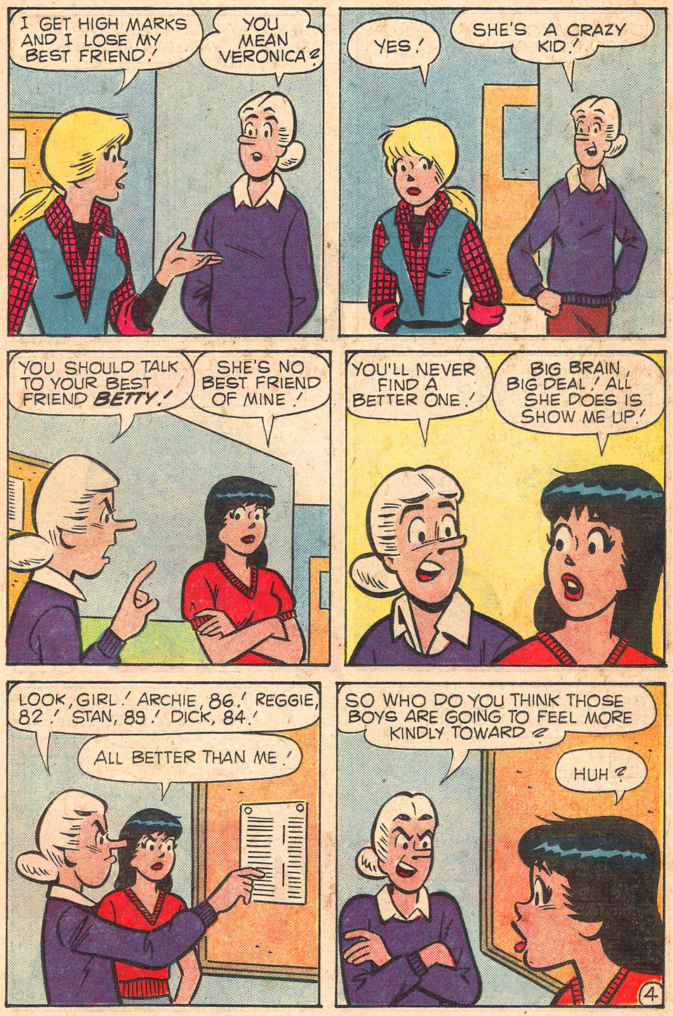 Read online Archie's Girls Betty and Veronica comic -  Issue #301 - 23