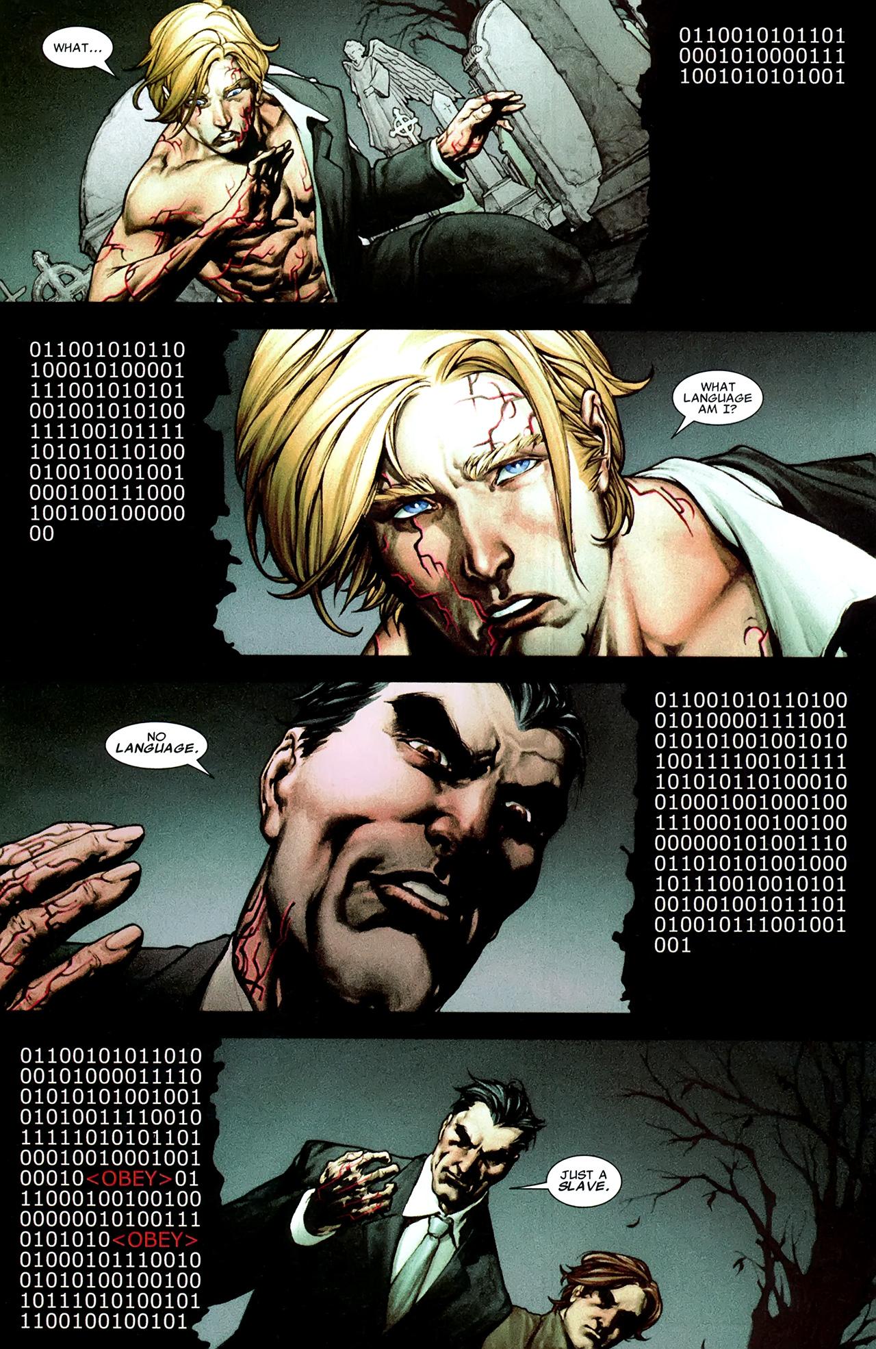 Read online X Necrosha comic -  Issue # Full - 30